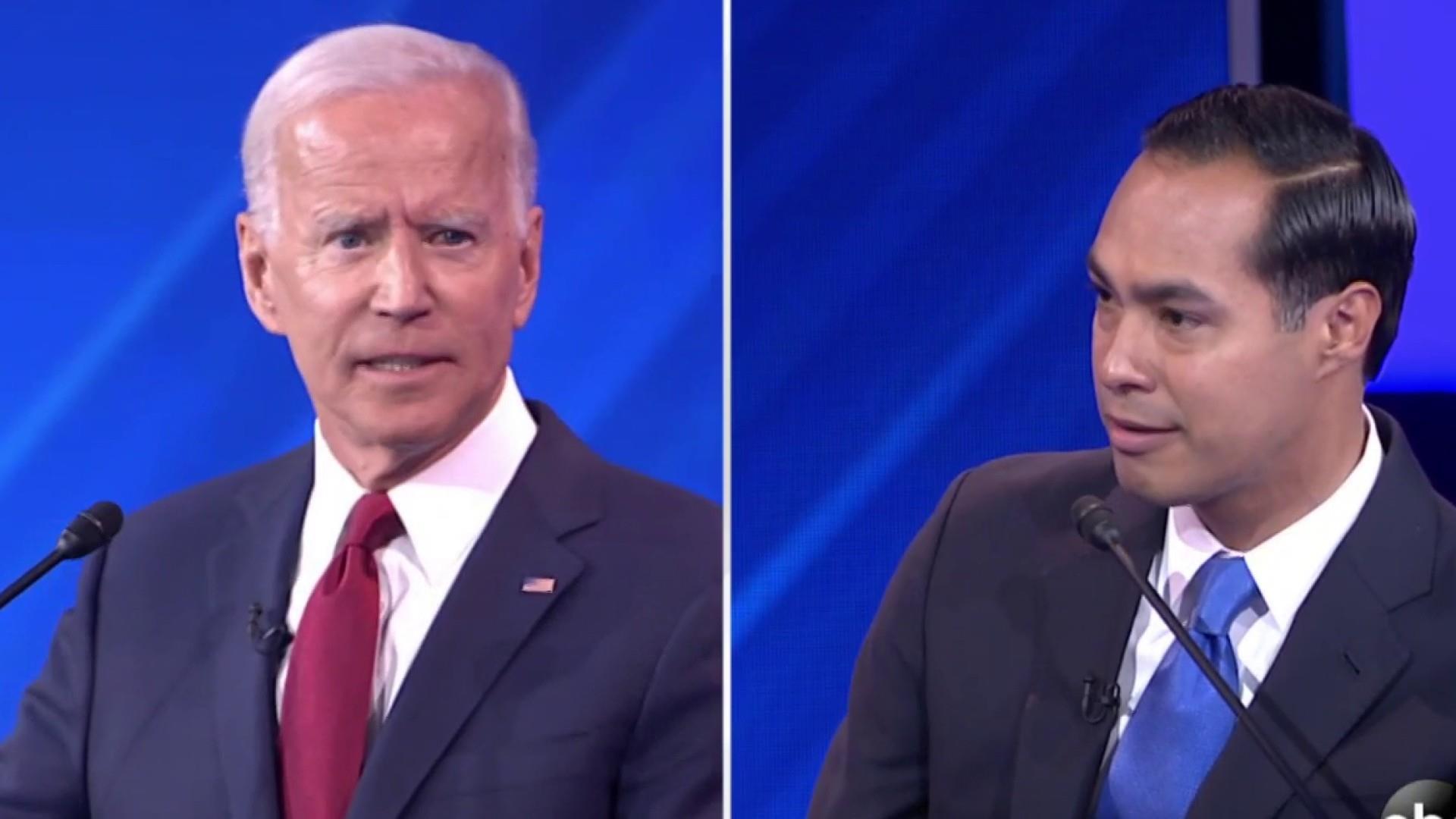 Biden's controversial debate response on legacy of slavery