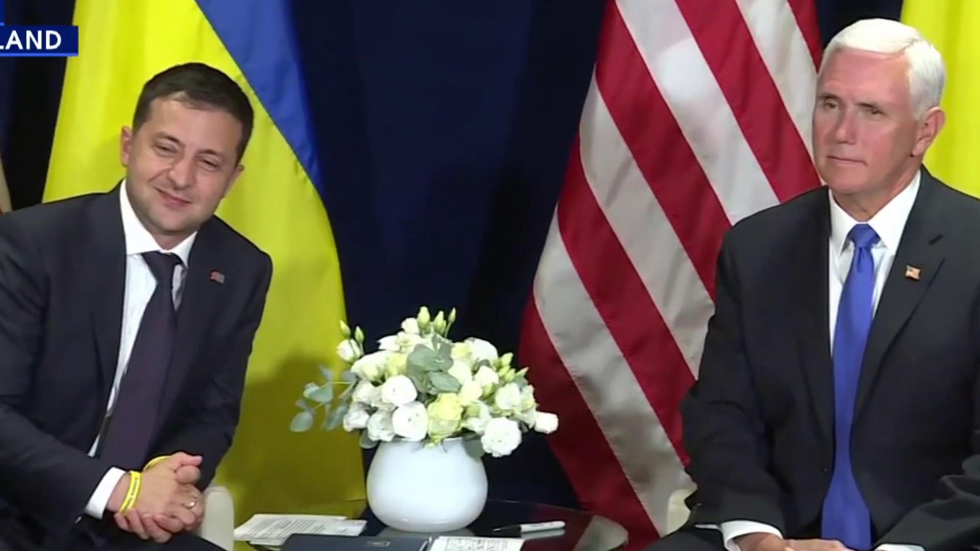 Pence possibly implicated in Trump, Ukraine allegations?