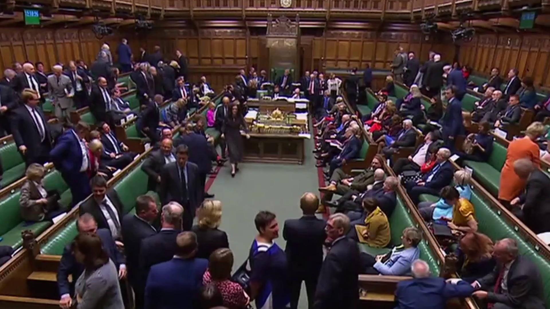British Parliament suspended after Trump-backed PM defeated again