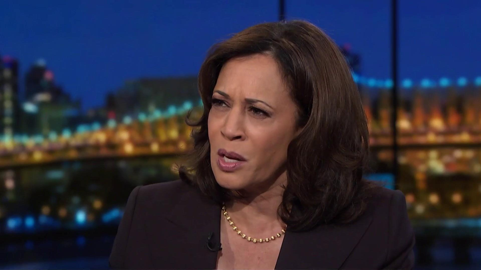 Harris: Trump military conflict with Iran 'completely avoidable'