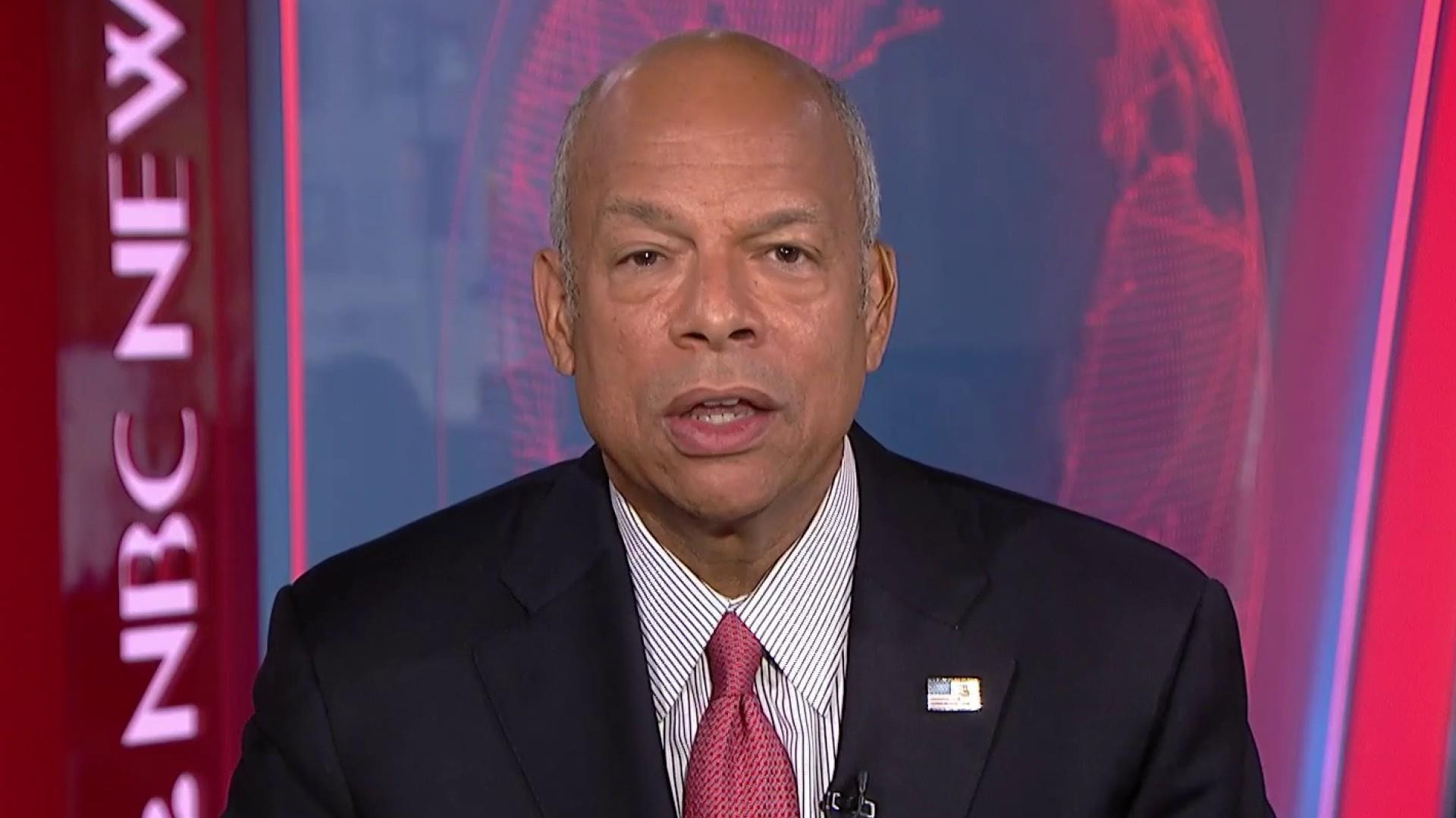 Fmr. Homeland Security Secretary on U.S. safety: We are challenged now when it comes to terrorist-inspired attacks