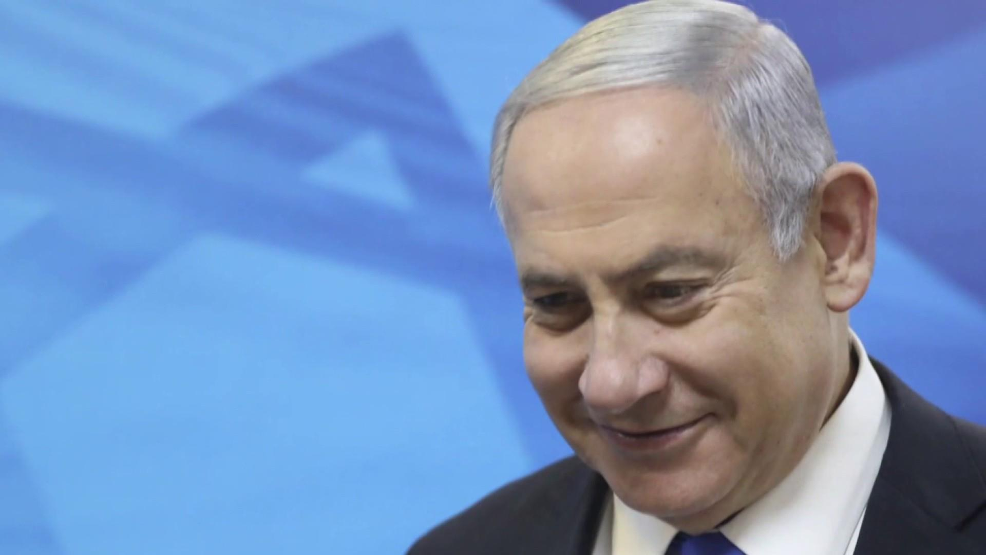 Netanyahu fights for another term amid corruption charges