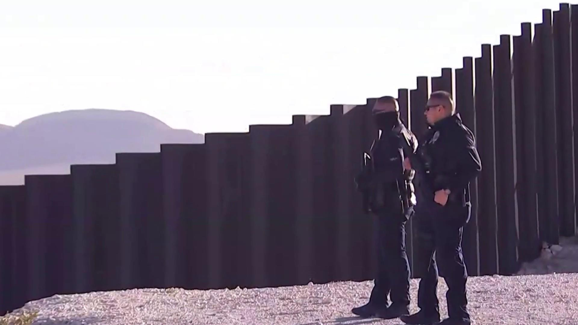 Sen. Schumer: Some diverted border wall funds meant for West Point