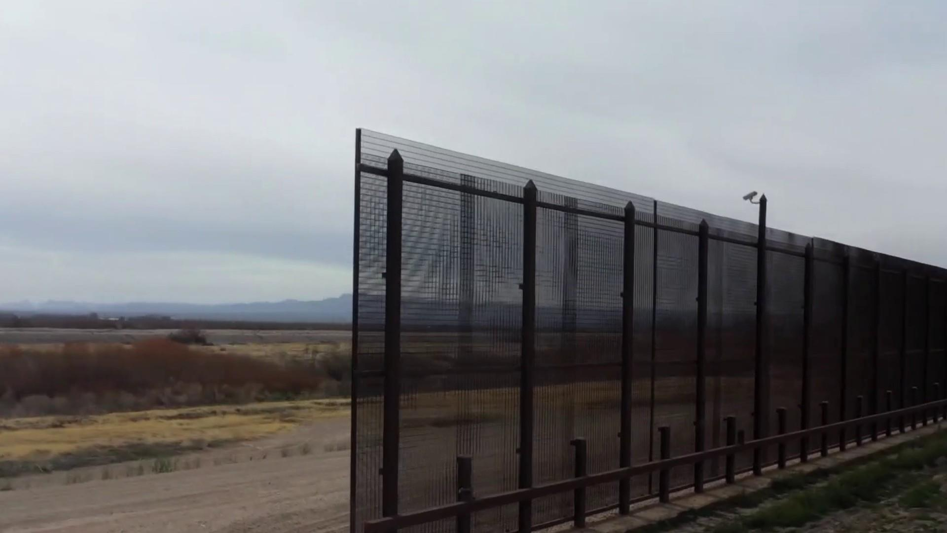 Pentagon takes money from military schools, day care to fund Trump's wall