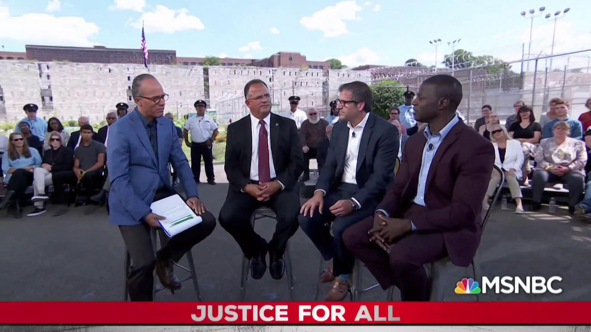 Life after prison: Men released discuss difficulties finding work, housing