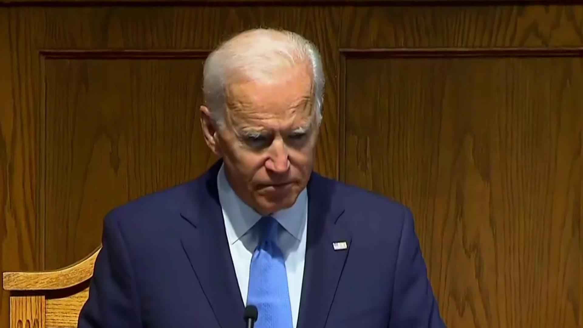 Biden gives powerful speech remembering Birmingham church bombing
