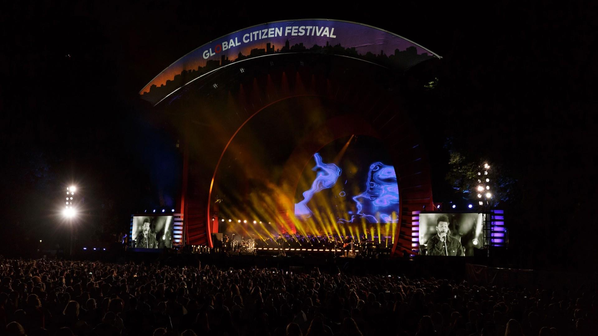 35 years after Live Aid, Global Citizen to host reprise for digital age