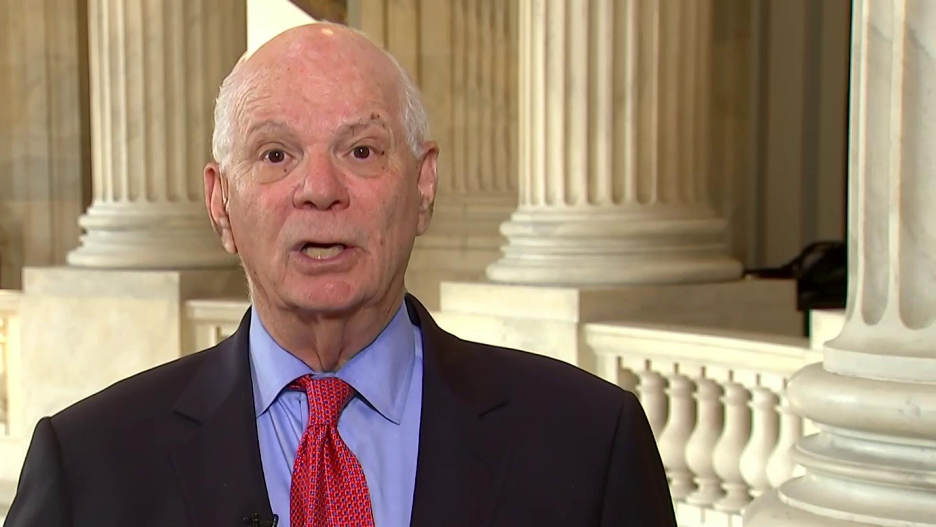 Full Cardin: Temperature between Iran and U.S 'hotter' after President tweets