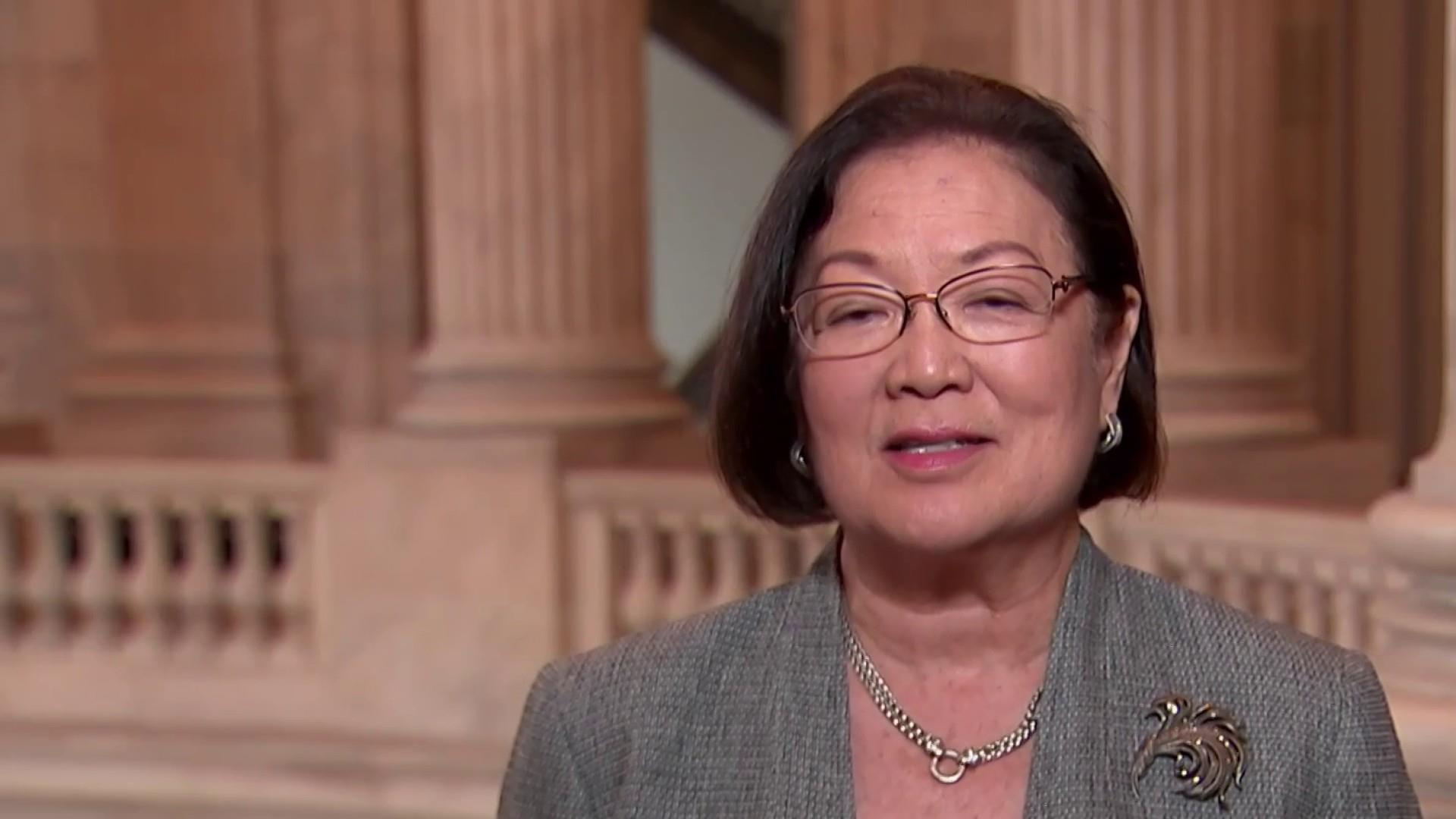 Full Hirono: Republicans need to 'step out of the shadows and do their job'