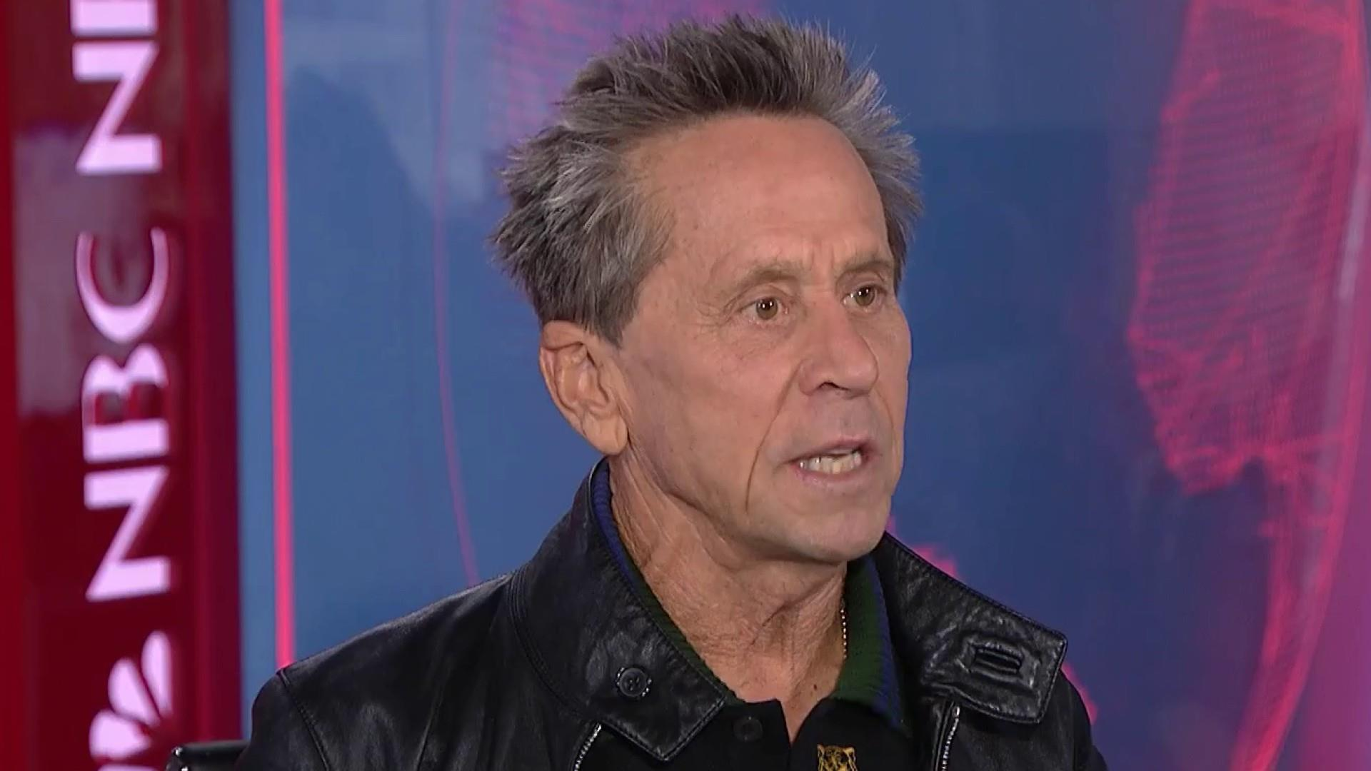 Hollywood producer Brian Grazer speaks on art of human connection in new book