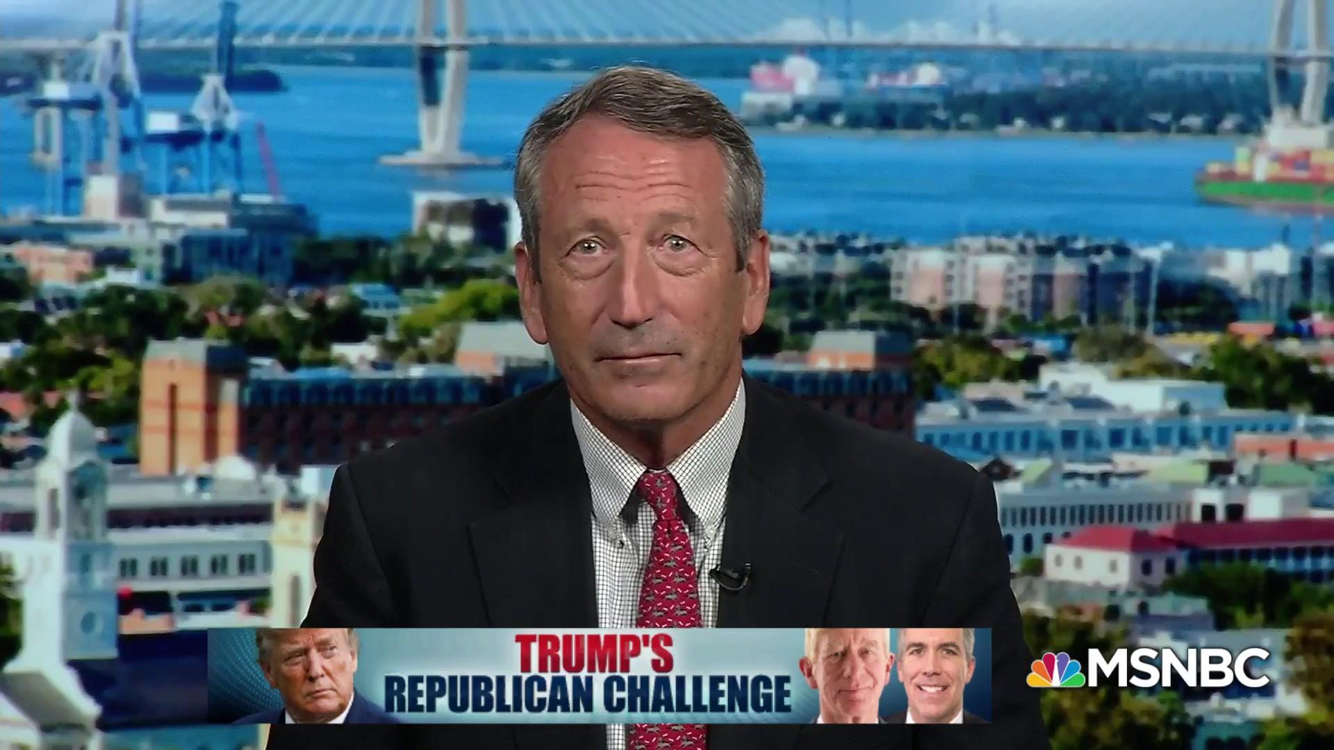 Gov. Mark Sanford: Republican Party Lost its Way