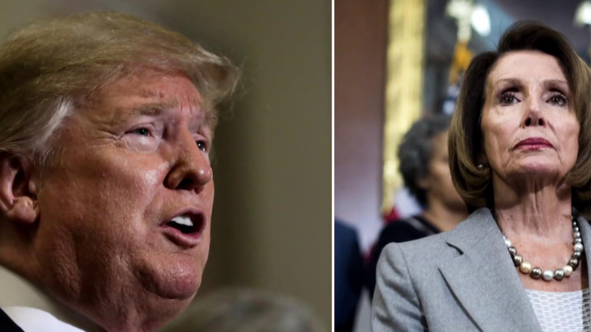 "Pelosi warns of ""new stage"" in Trump Admin. stonewalling"