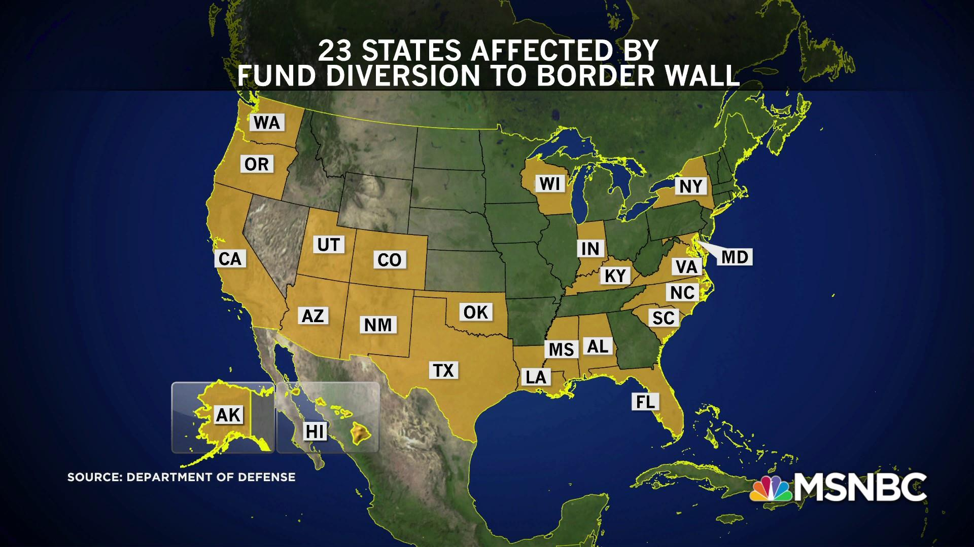 Who exactly is paying for Donald Trump's border wall