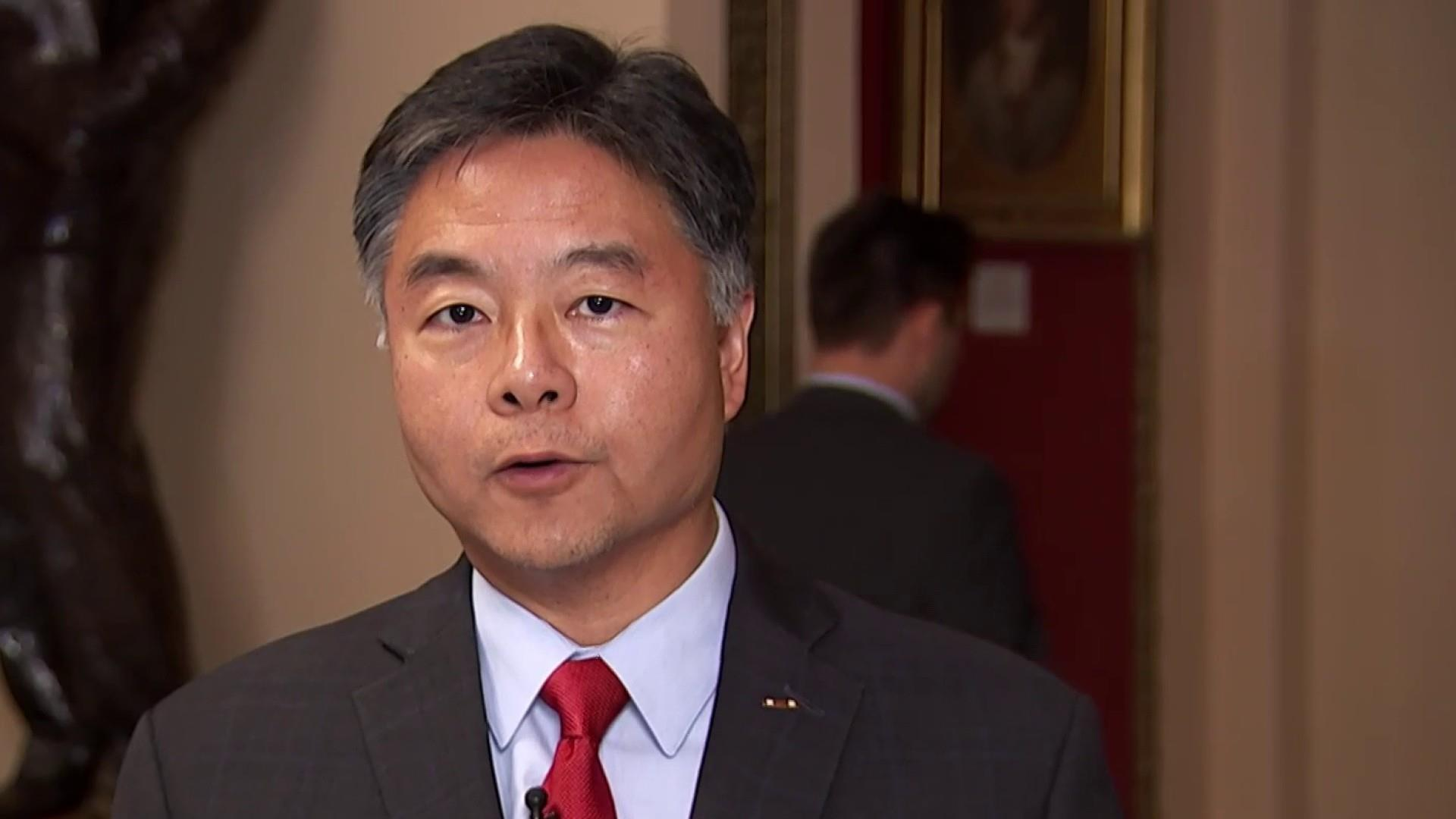 Rep. Lieu: There is already a mountain of evidence that Donald Trump committed multiple felonies