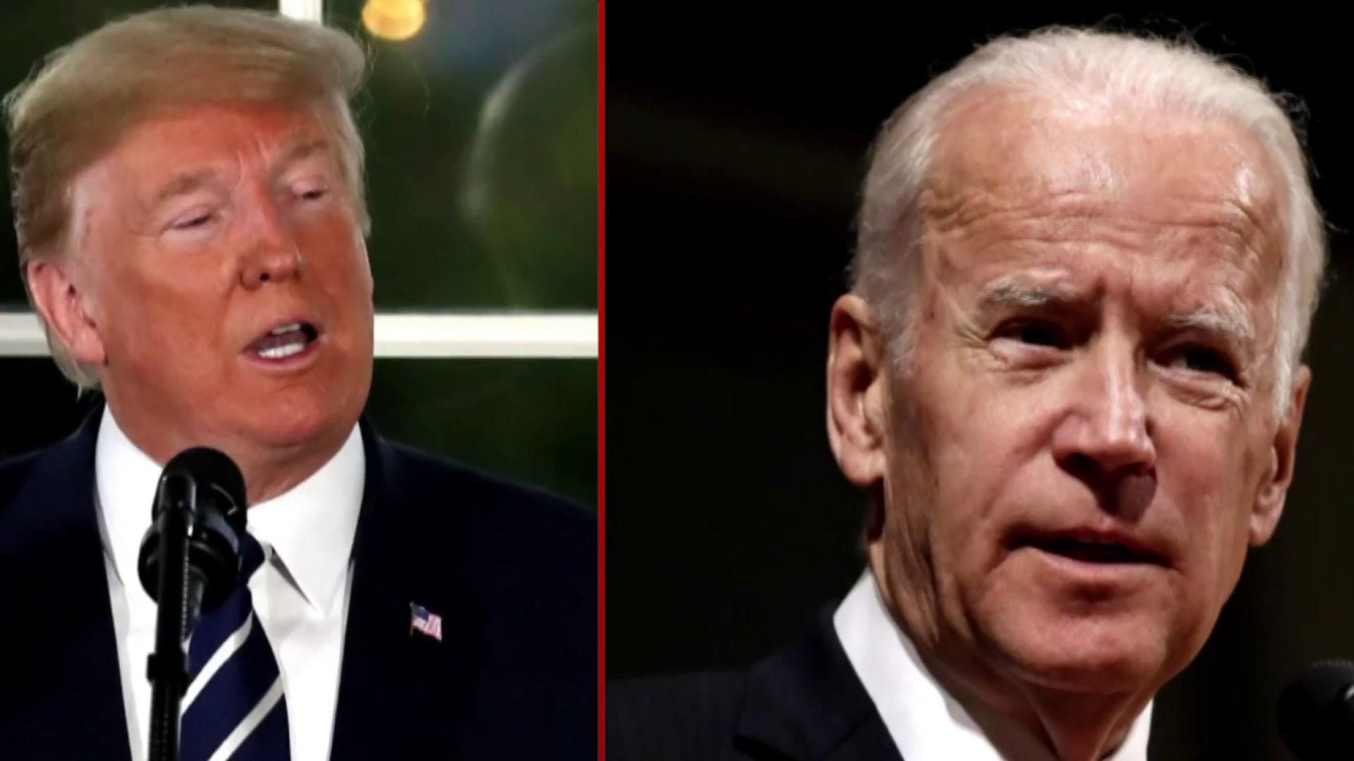 Trump admits he urged Ukraine to investigate Joe Biden