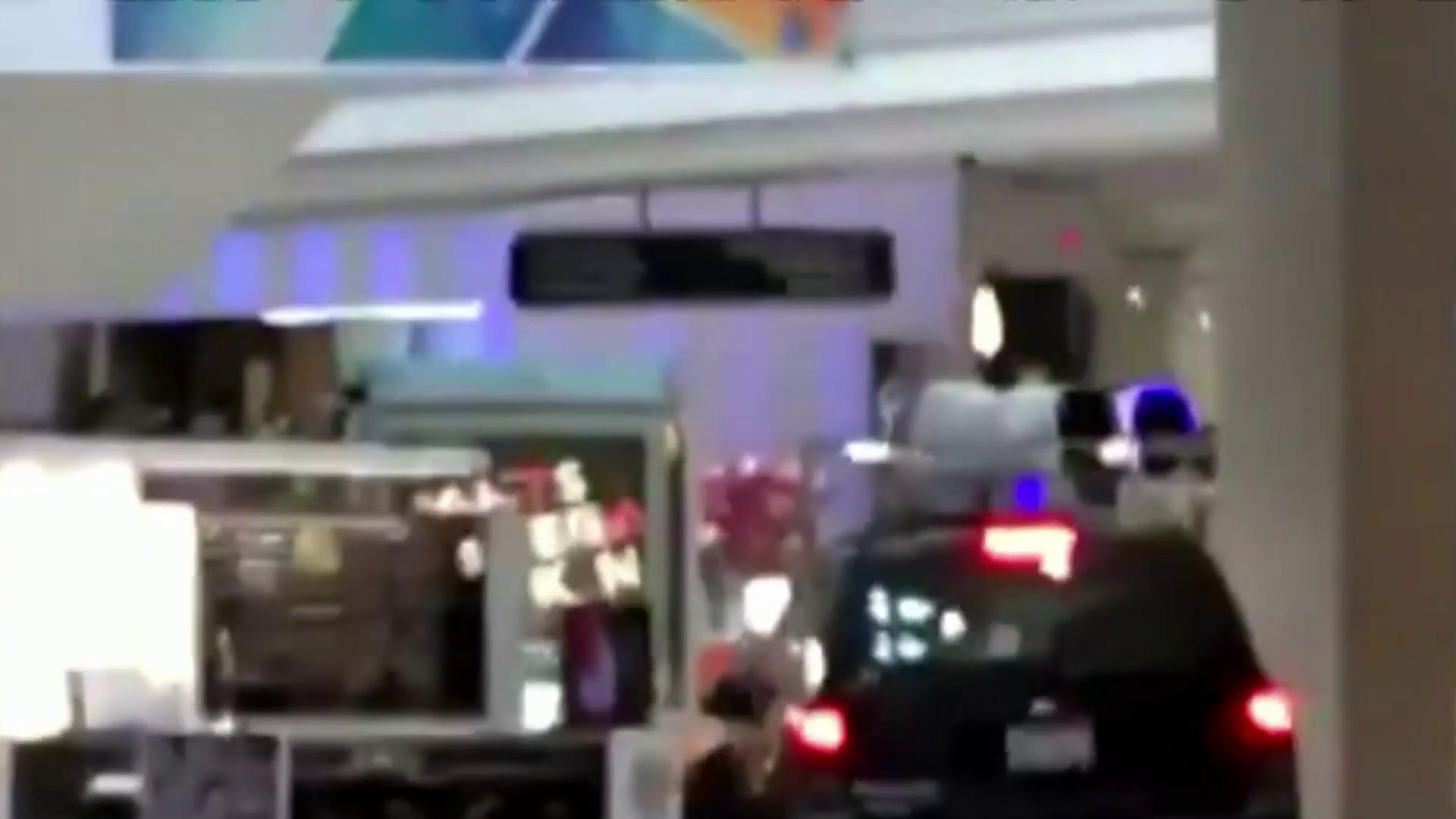 New details emerge after man plows SUV into Chicago-area mall