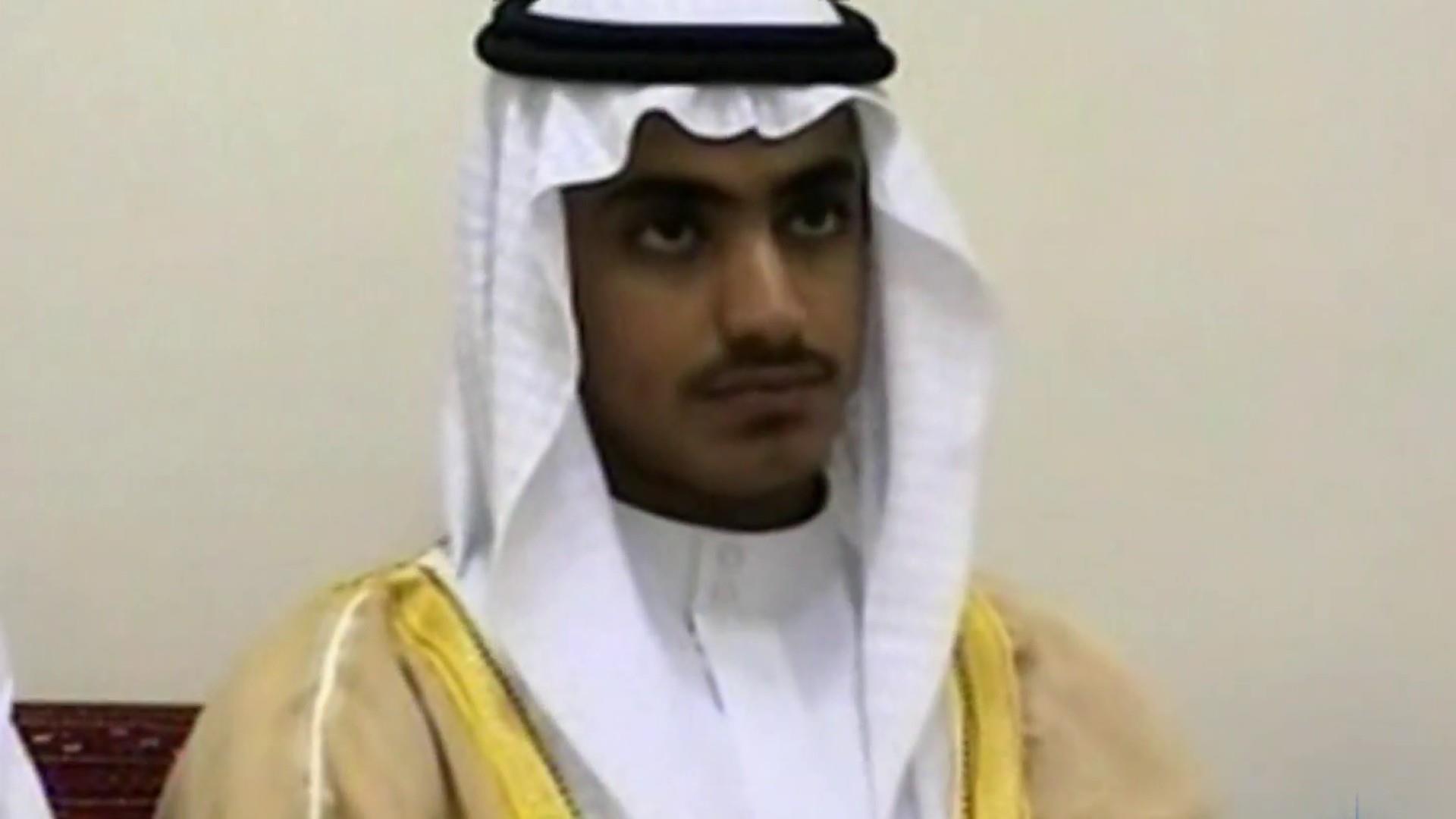 Trump confirms Osama bin Laden's son Hamza killed in U.S. operation