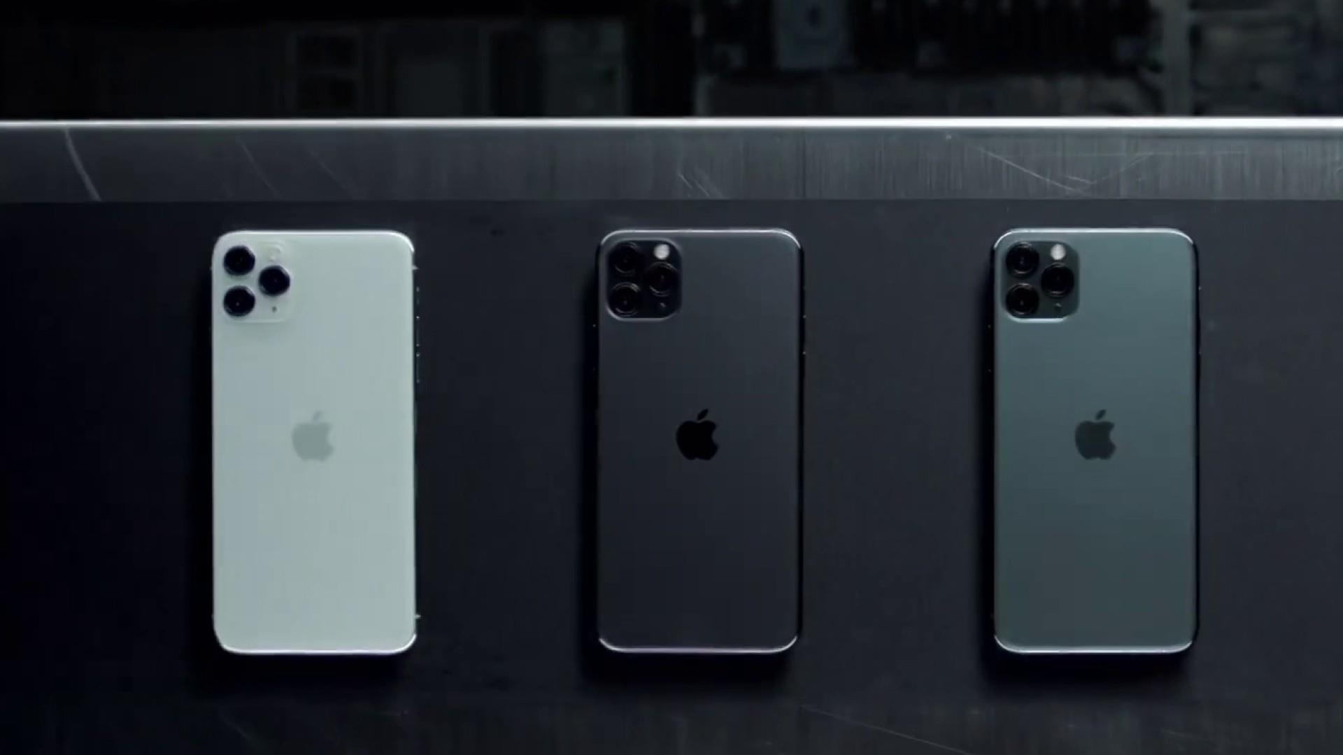 iPhone 11, 11 Pro and 11 Pro Max Official overviews - Brumpost