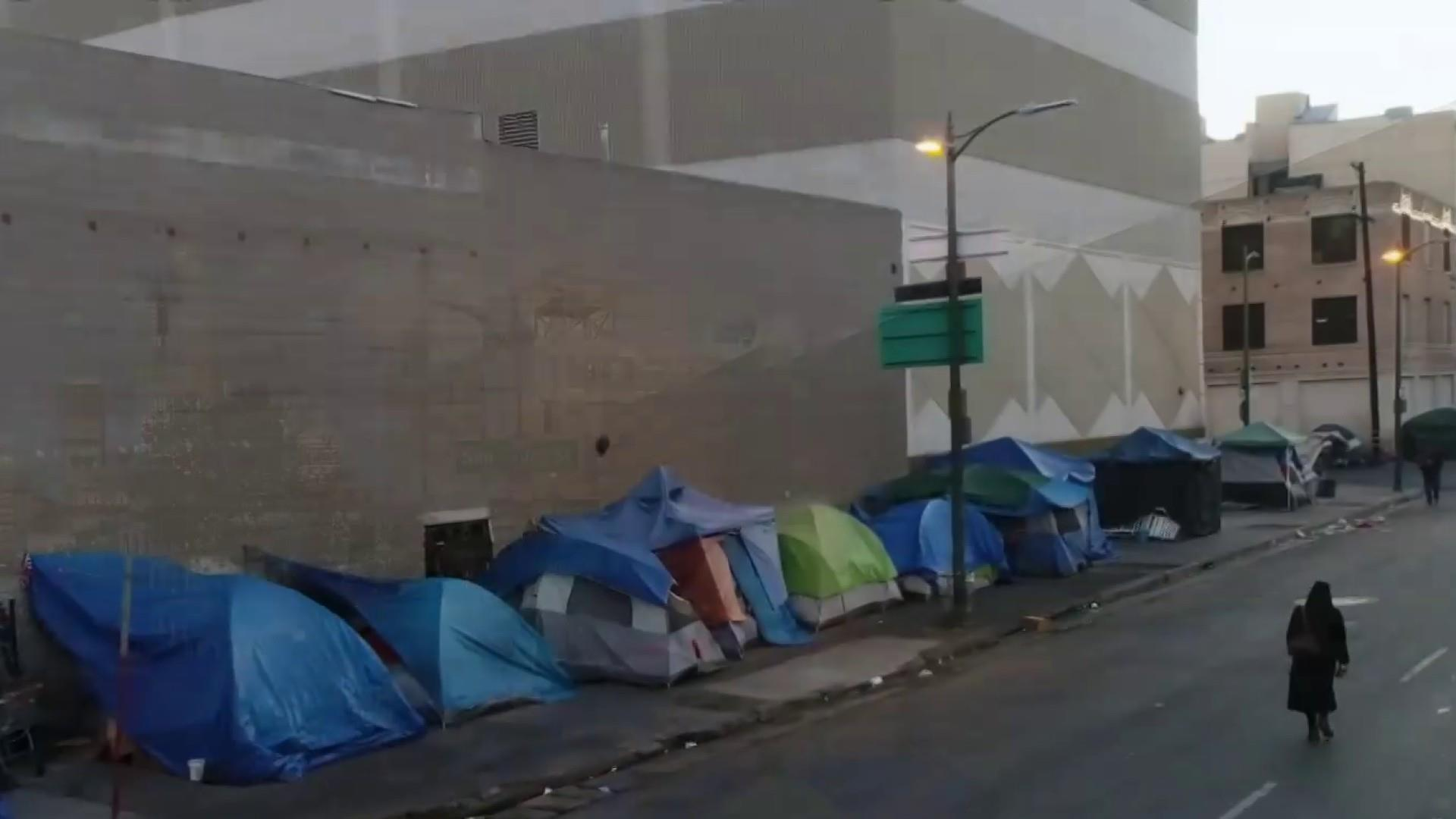 Trump threatens San Francisco with EPA violation because of city's homeless