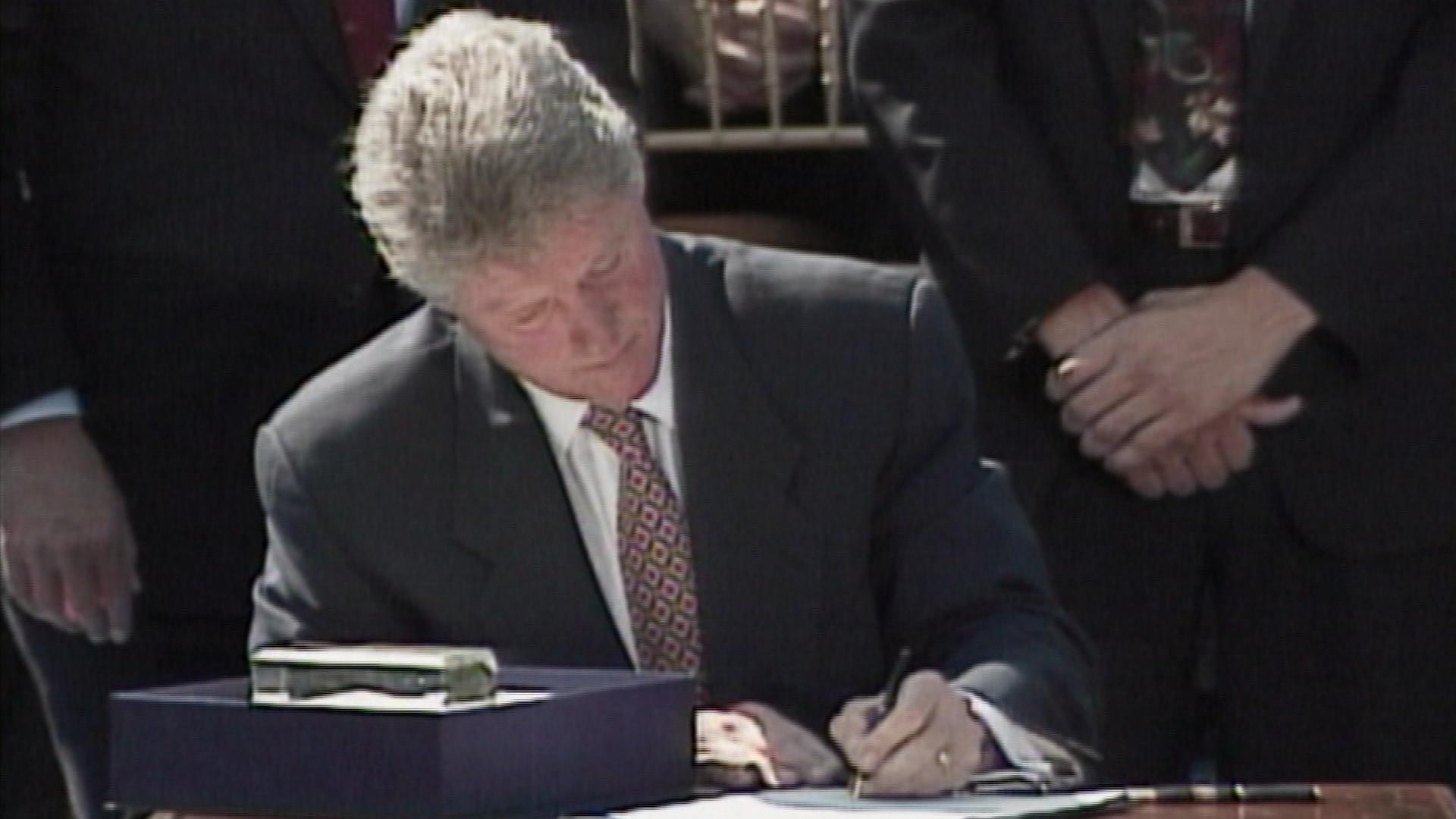 25 years later, the 1994 Crime Bill is still being debated