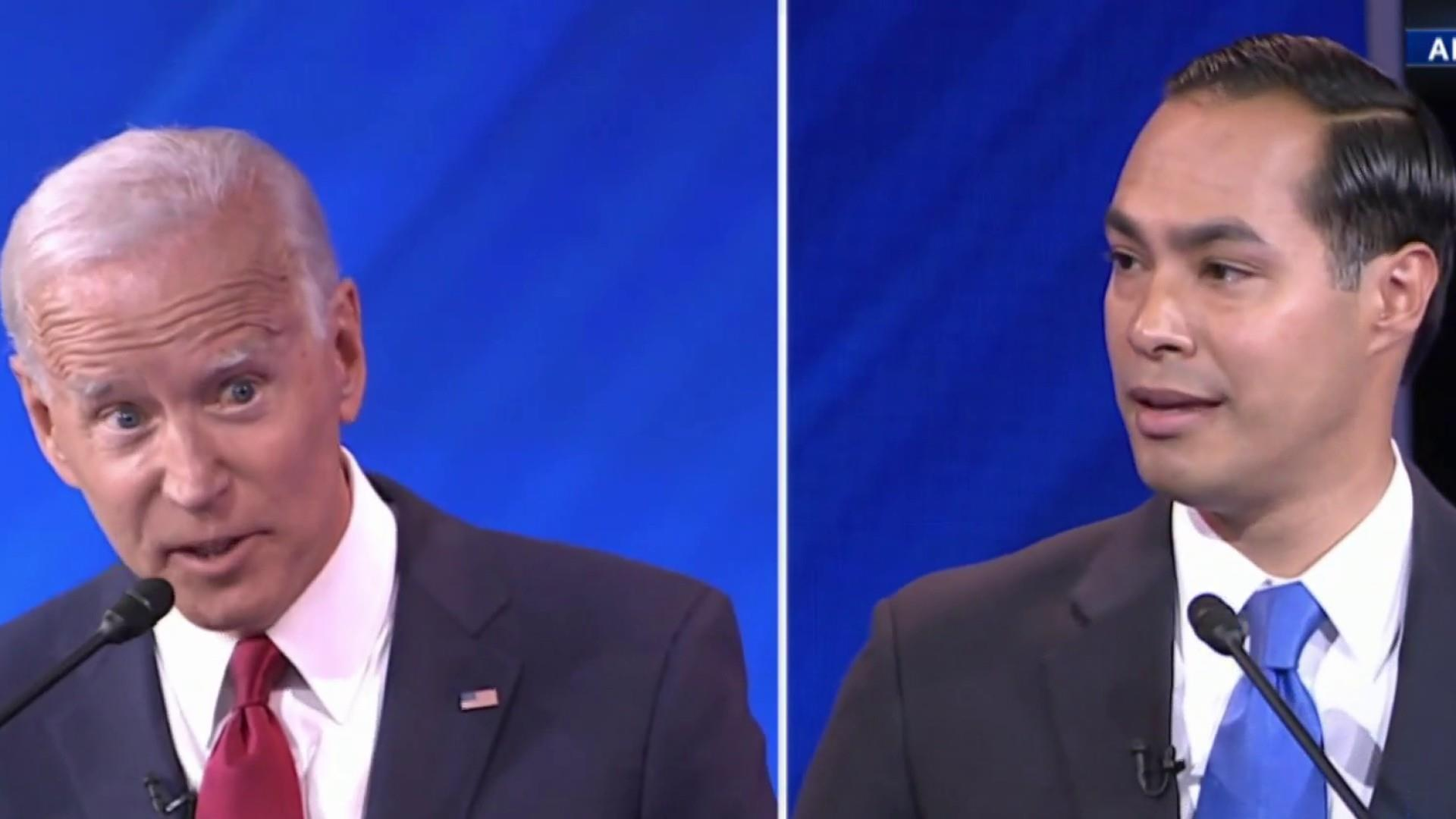 Julián Castro accused Joe Biden of 'forgetting.' Did he go too far?