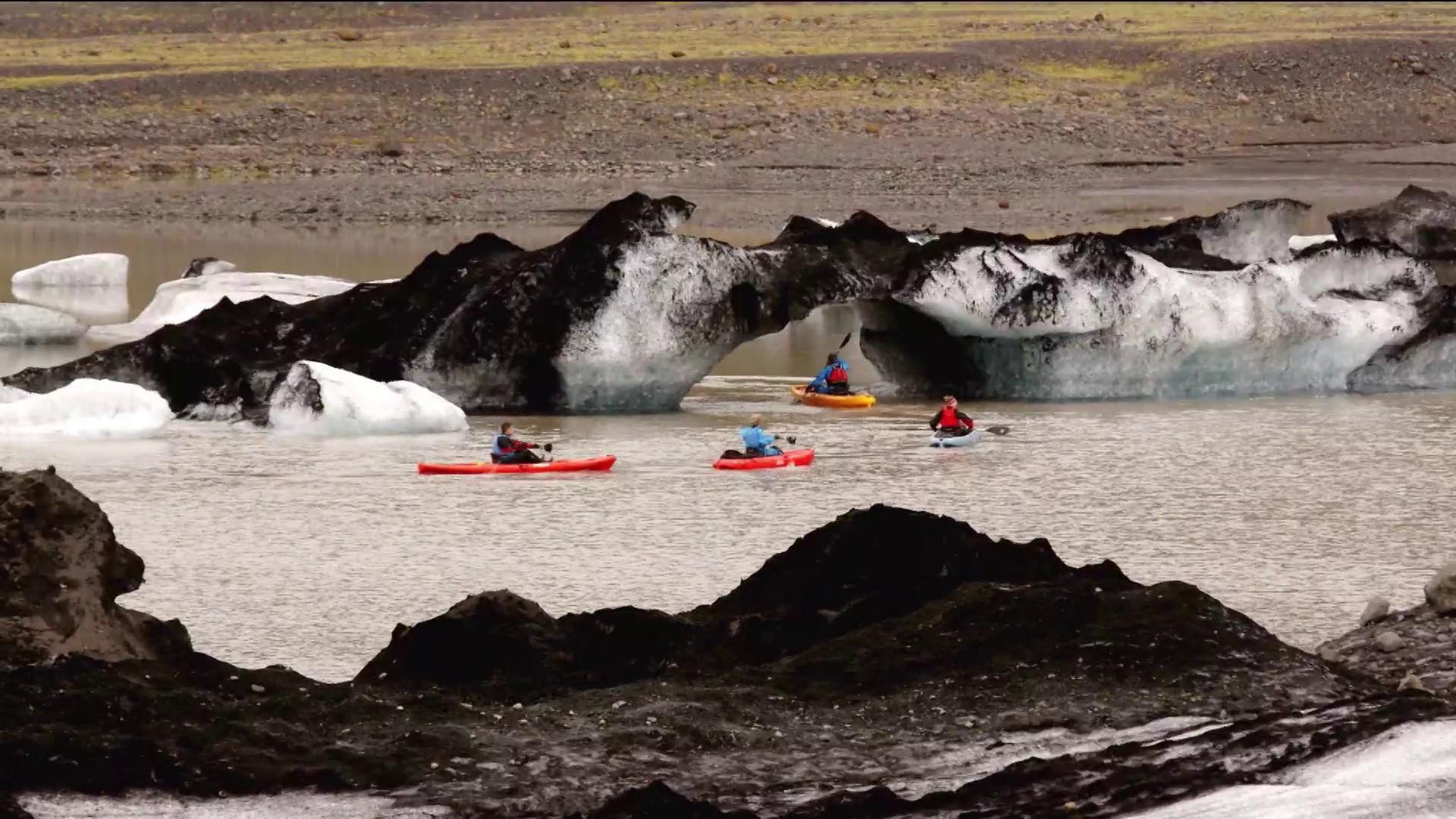 Iceland's new plan to save melting glaciers