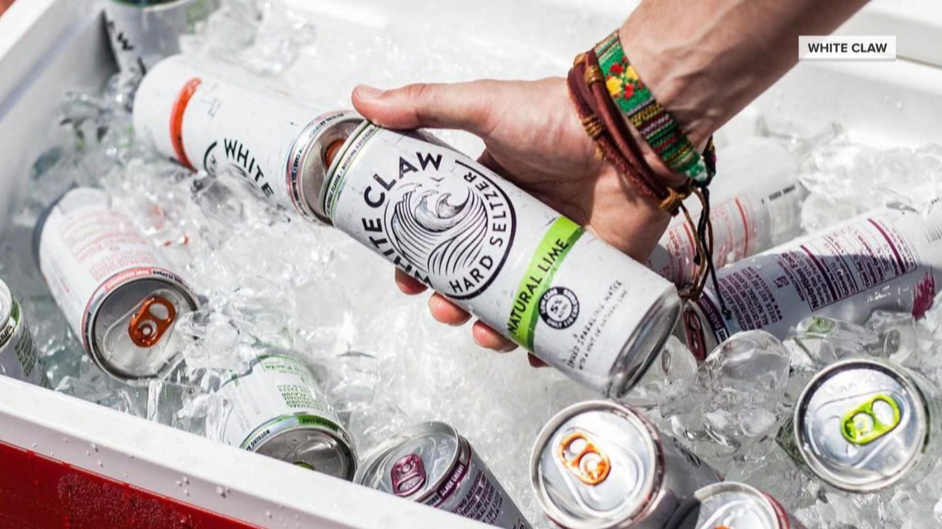 Spiked seltzer craze leads to shortage