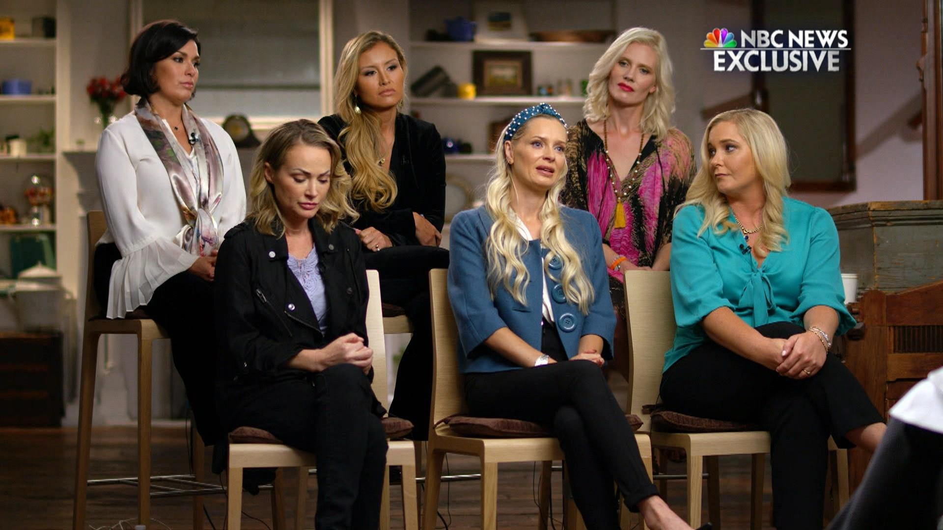 Jeffrey Epstein Accusers Detail Abuse In Nbc News Exclusive