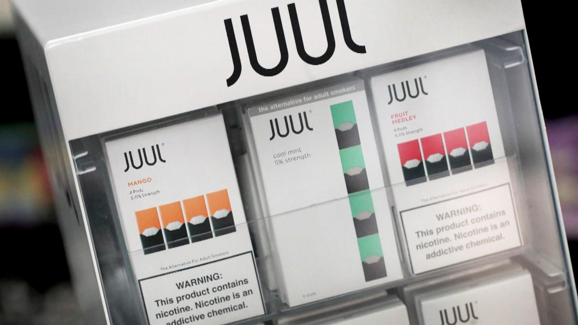 Juul CEO steps down amid intense company scrutiny