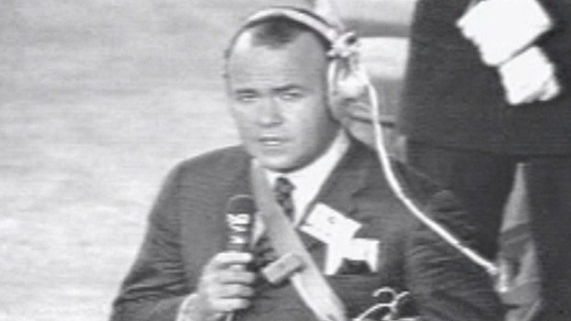 Veteran journalist, NBC correspondent Sander Vanocur dies at 91