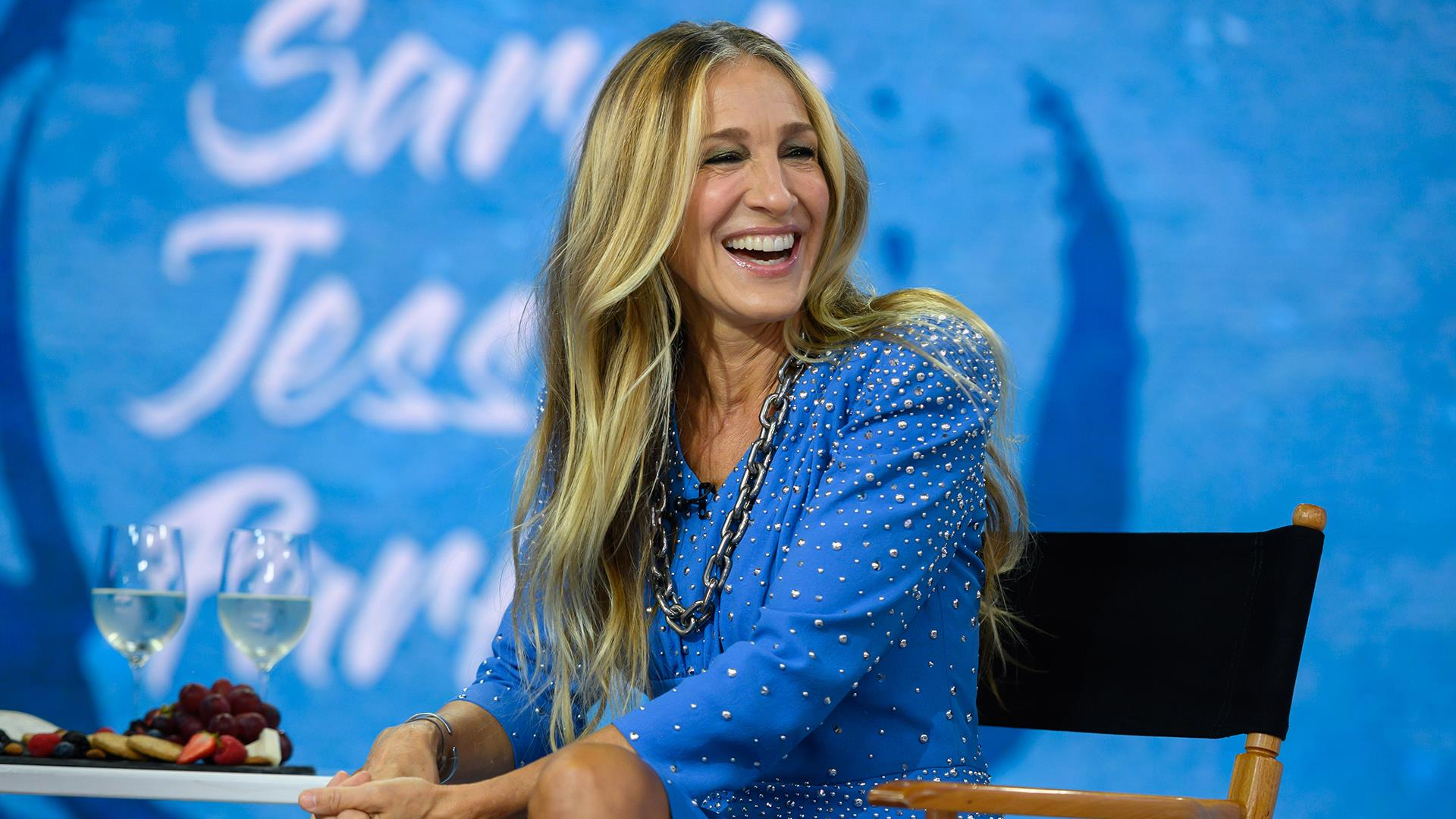 Sarah Jessica Parker talks 'Plaza Suite' and new wine collection