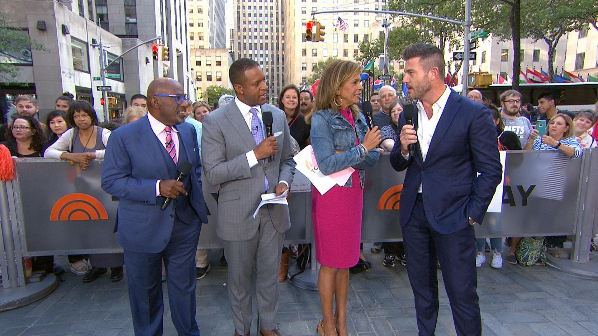 Jesse Palmer dishes on next season of 'Daily Mail TV'