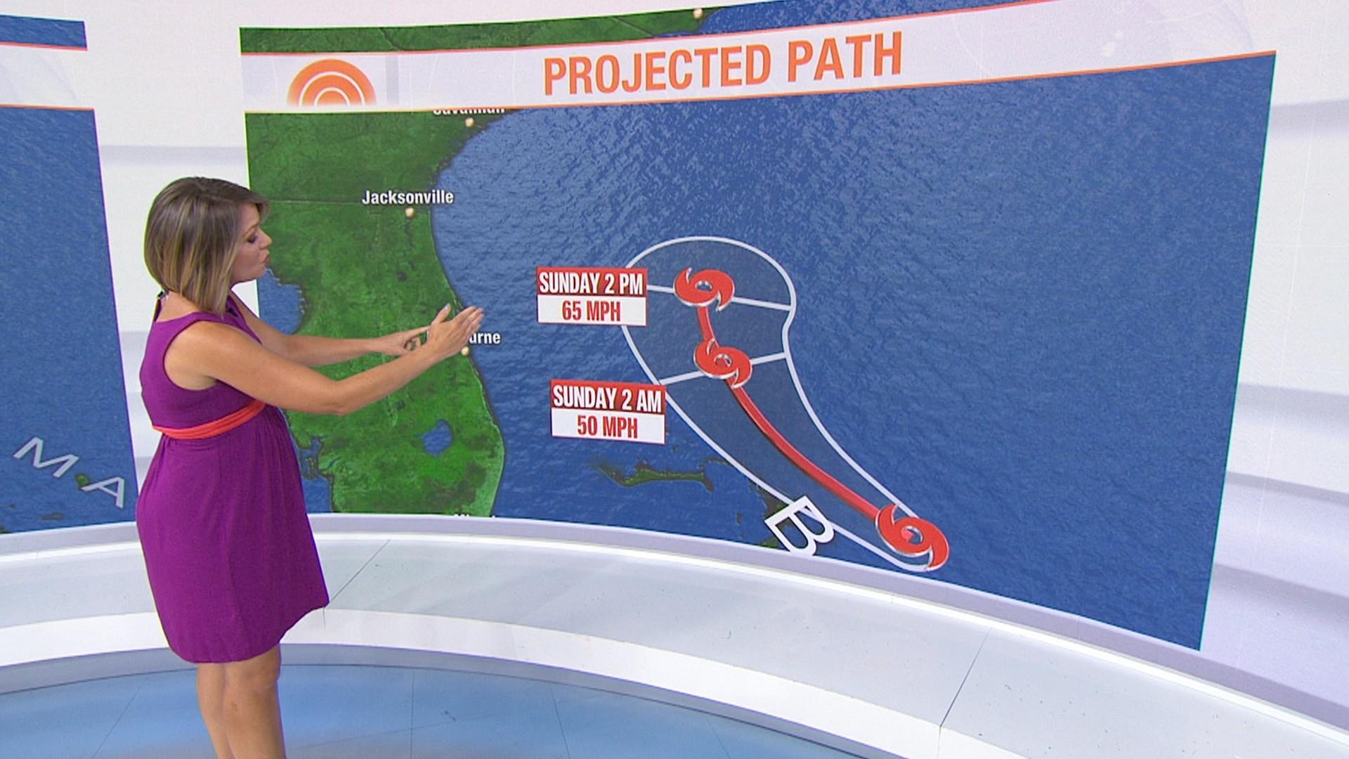 Bahamas, recovering from Hurricane Dorian, faces Tropical Storm Humberto