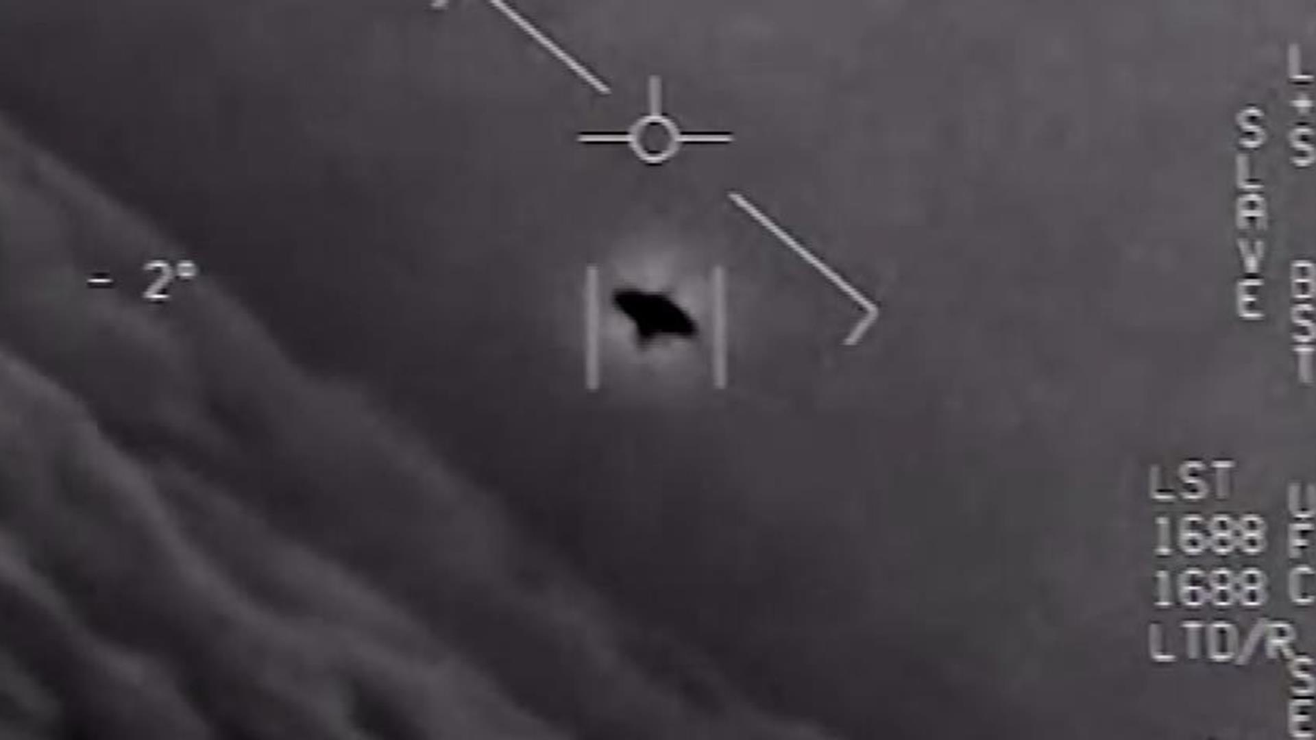 Navy confirms videos did capture UFO sightings, but it calls them by another name