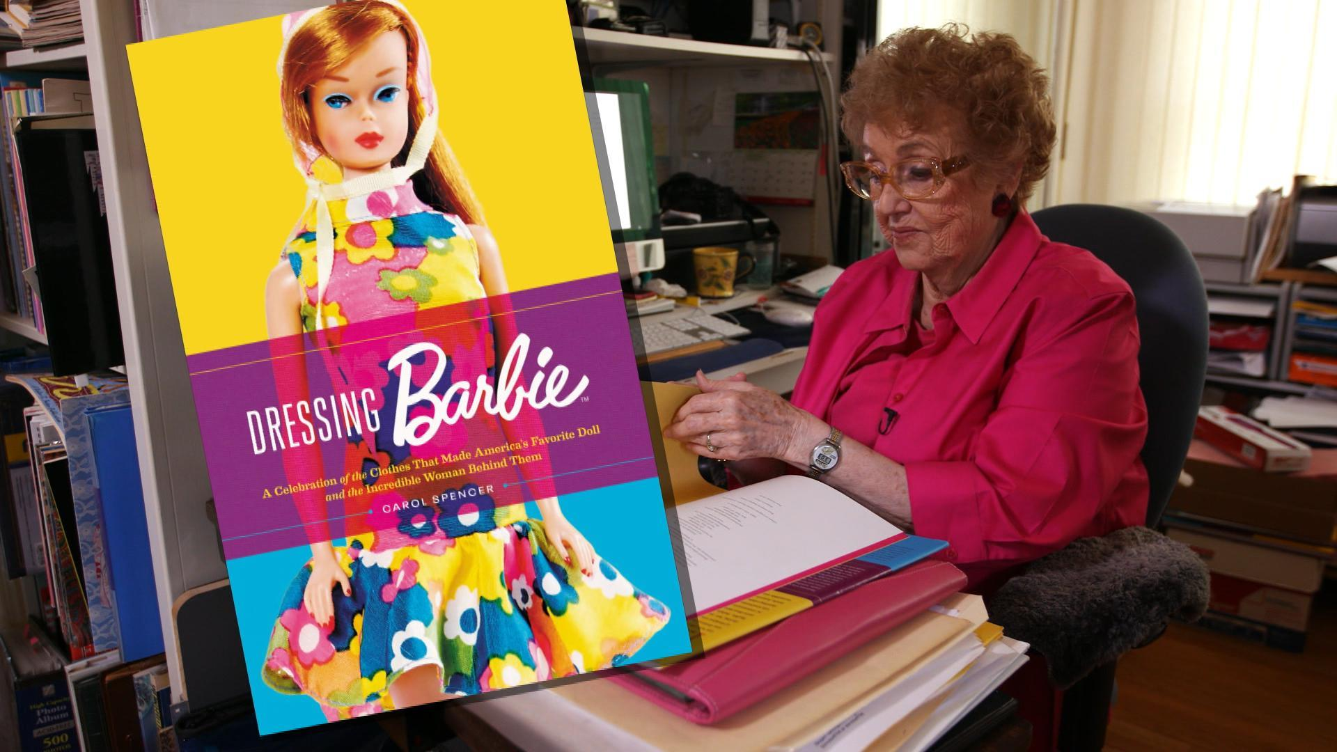 Meet the woman behind Barbie's iconic fashion (Part 2)