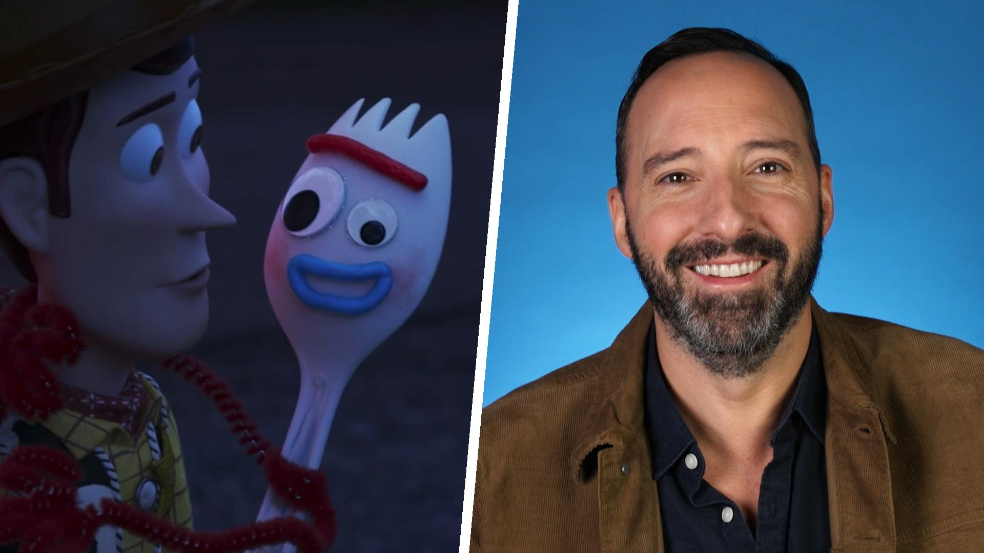Tony Hale on 'Toy Story 4': 'Forky has resonated with people with anxiety'
