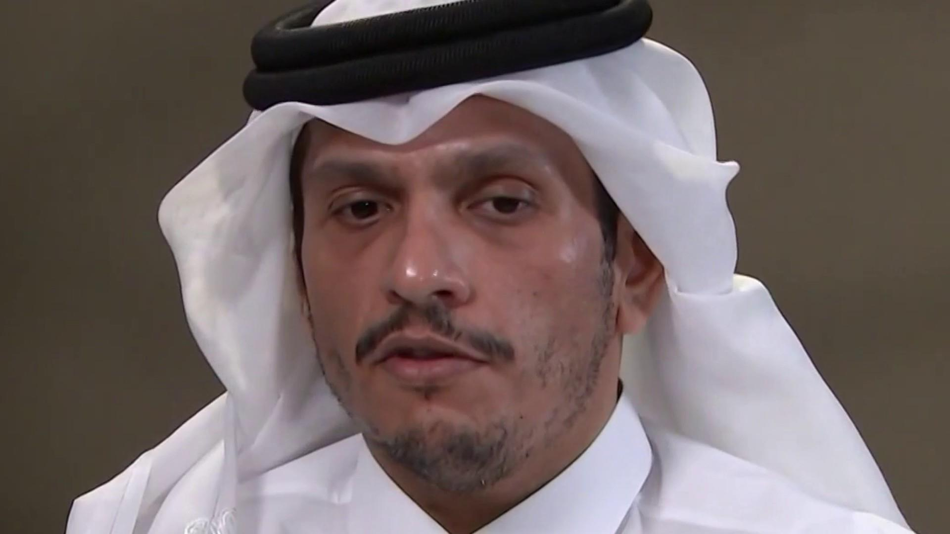 Qatar Foreign Minister on Turkey's Syria assault