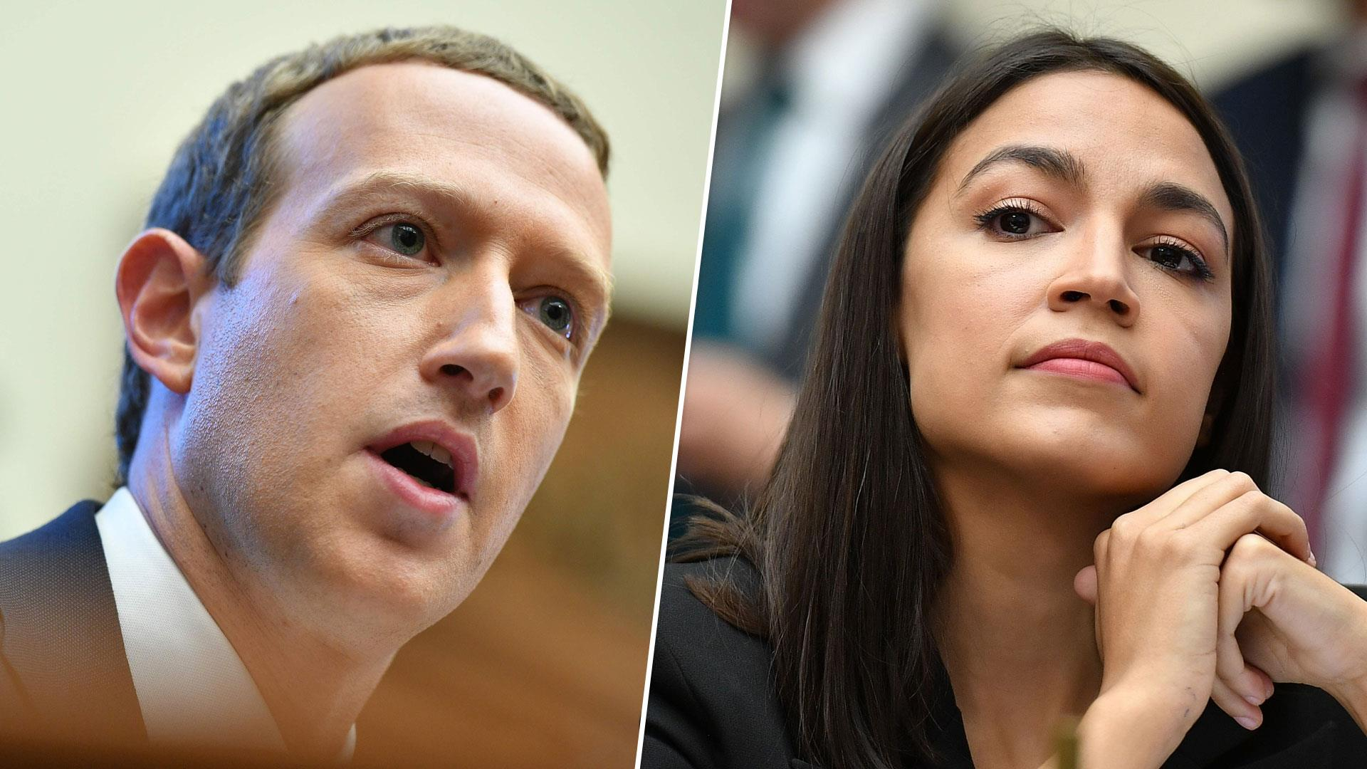 AOC asks Zuckerberg: How much could I lie about the GOP on Facebook?