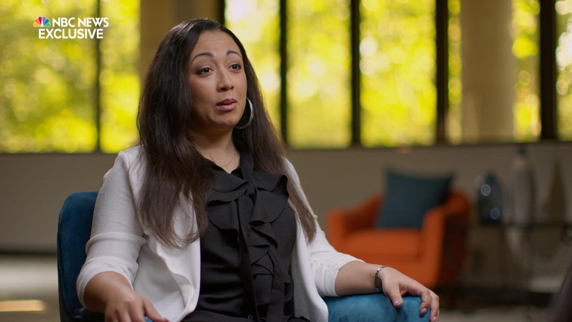 Exclusive: Cyntoia Brown-Long was 'nervous' about celebrity attention
