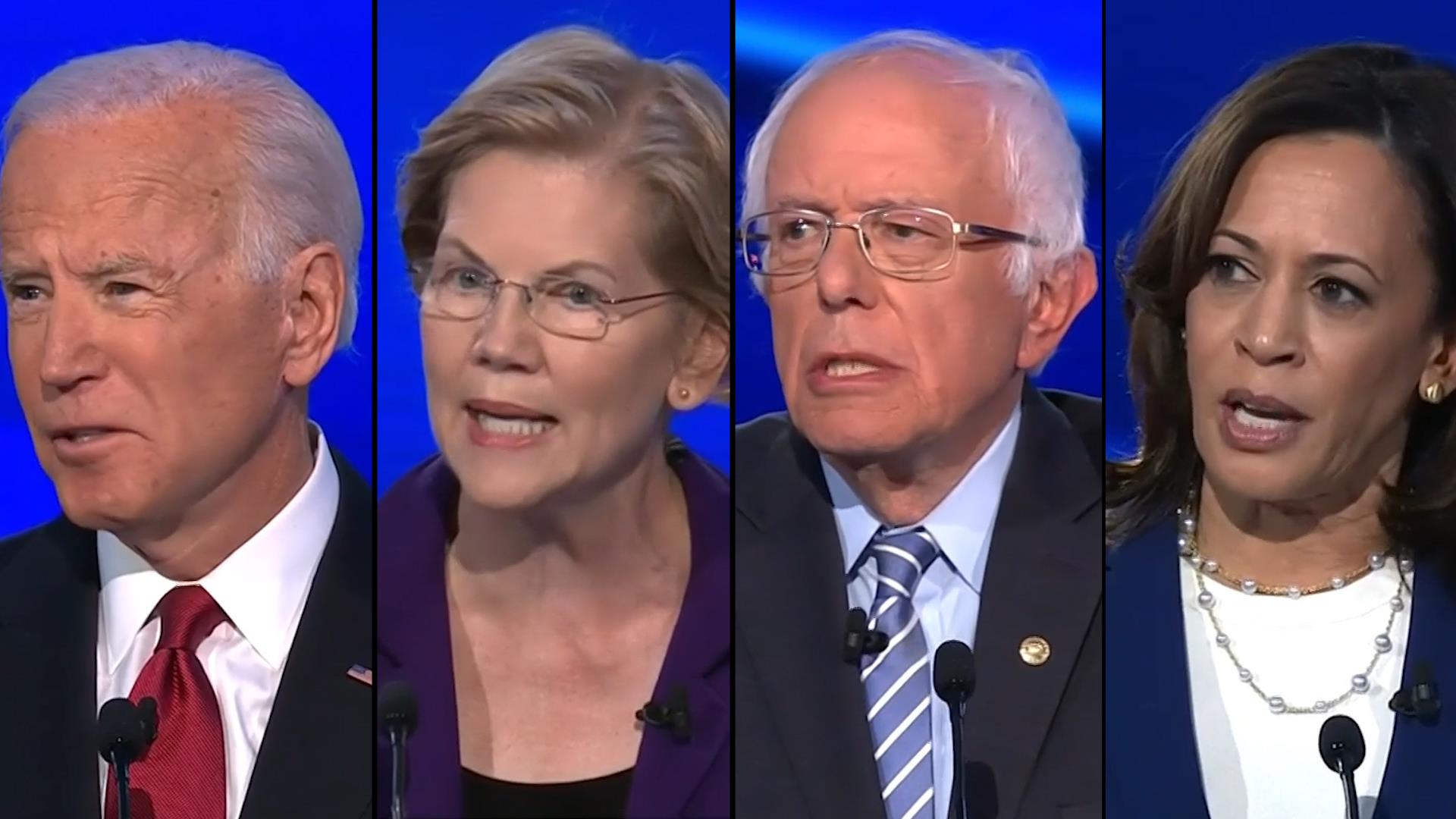 Fourth Democratic debate: Everything you need to see in 4 minutes