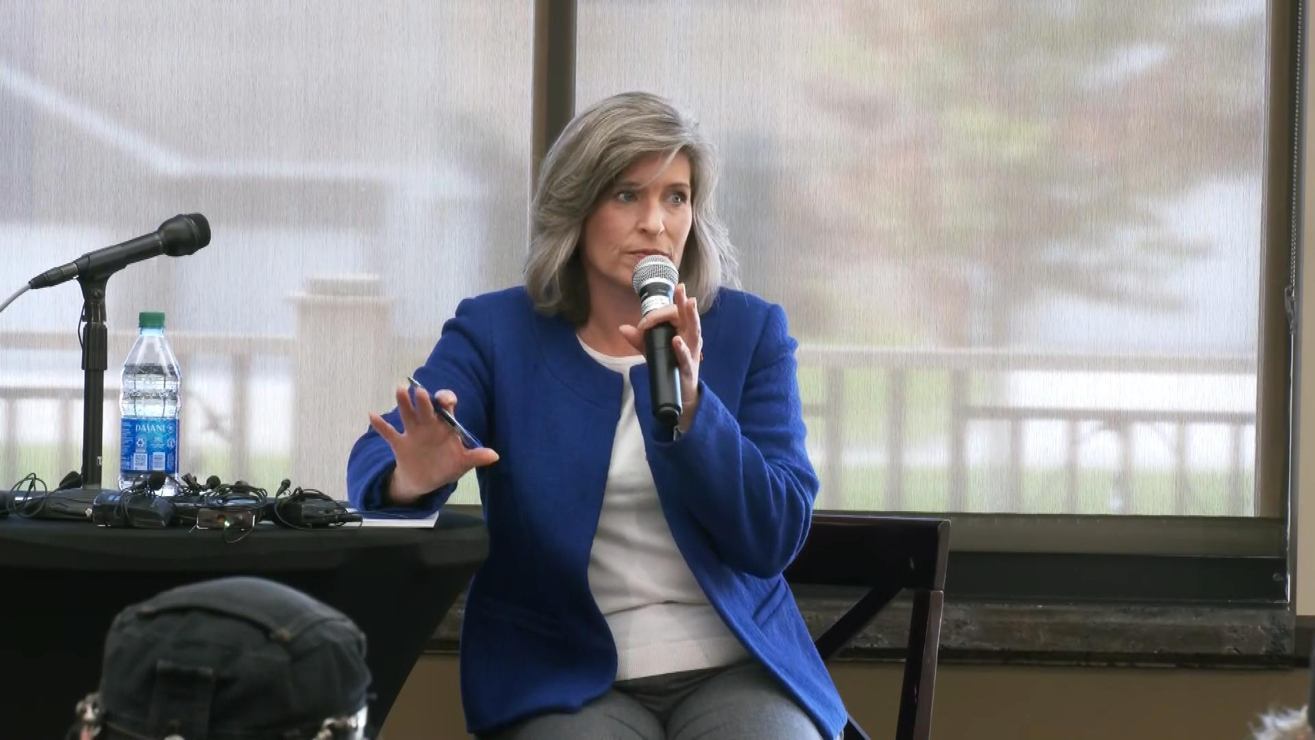 Another GOP senator breaks from Trump to defend Ukraine whistleblower