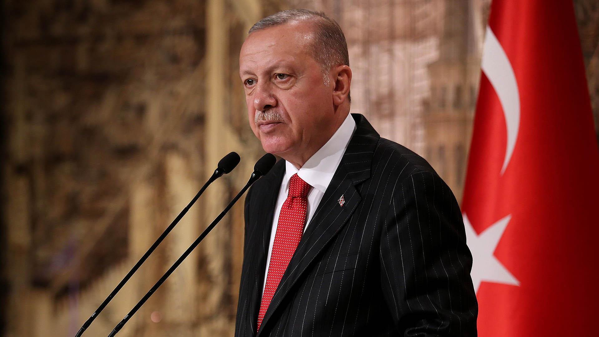 Turkey's Erdogan says he won't forget undiplomatic Trump letter, warns U.S. must keep Syria promises