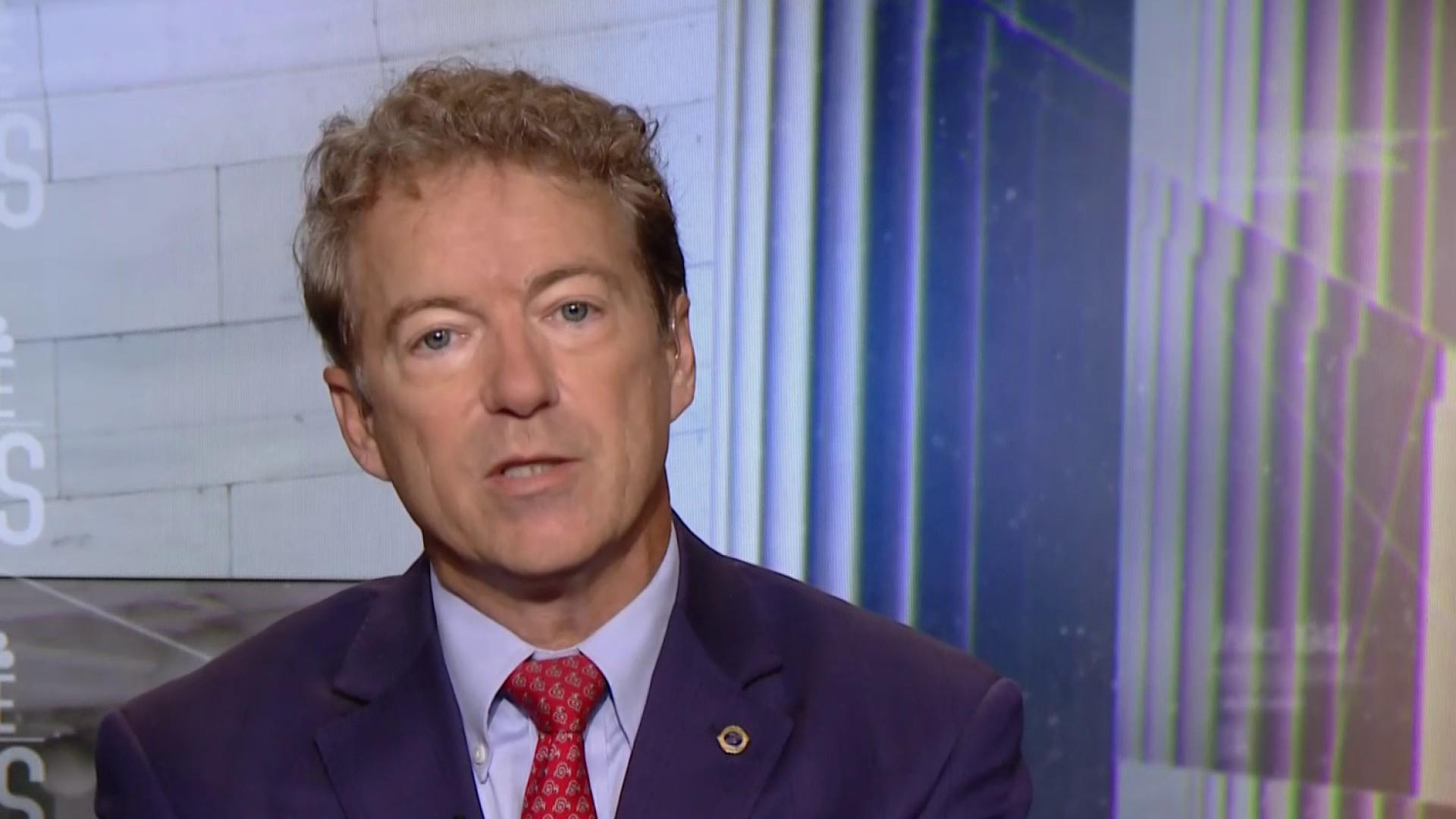 Paul: Sending troops to help Turks, Kurds is 'not in our national interest'