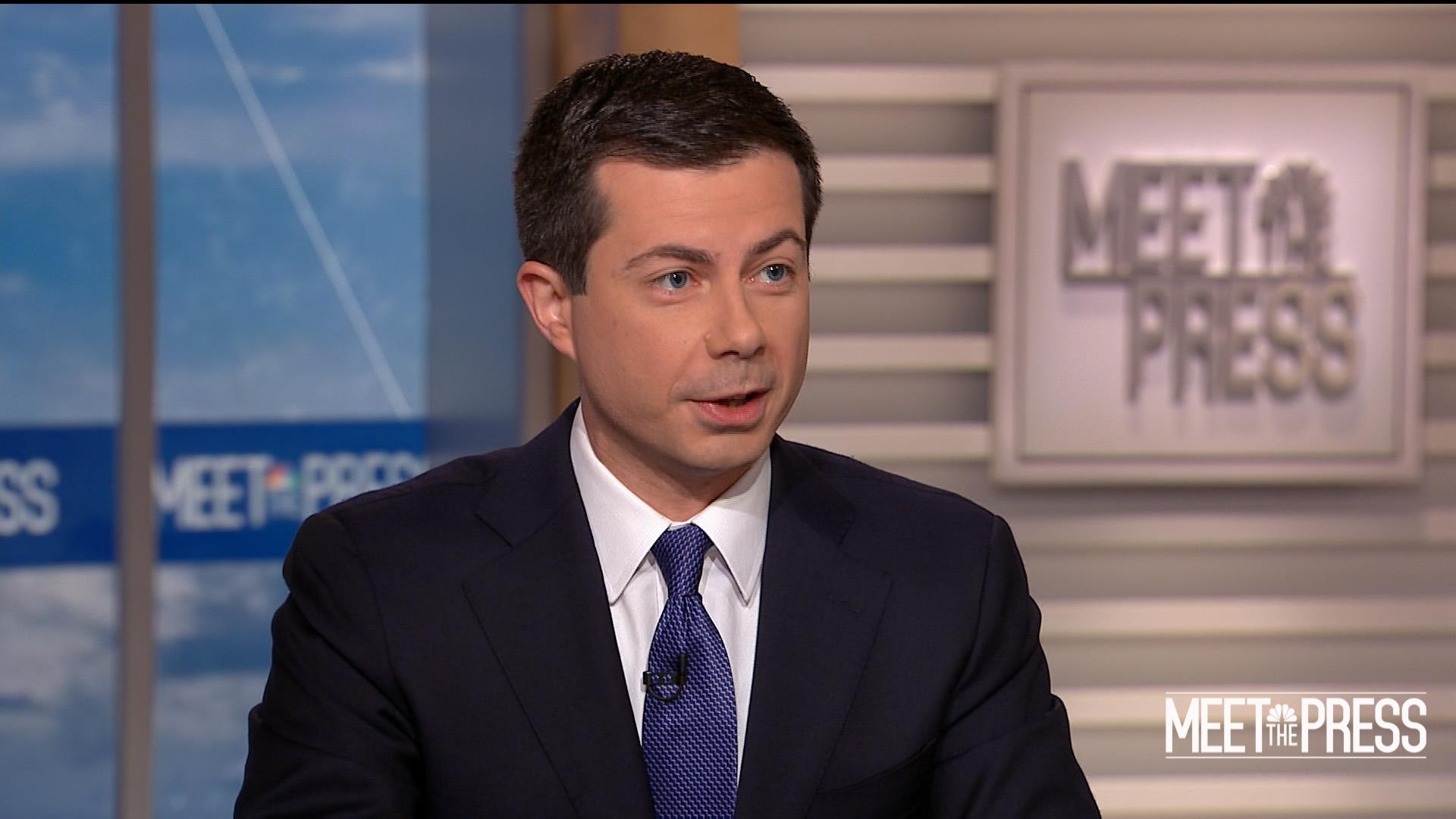Buttigieg: U.S. has 'to keep its word' on deals, even after Trump