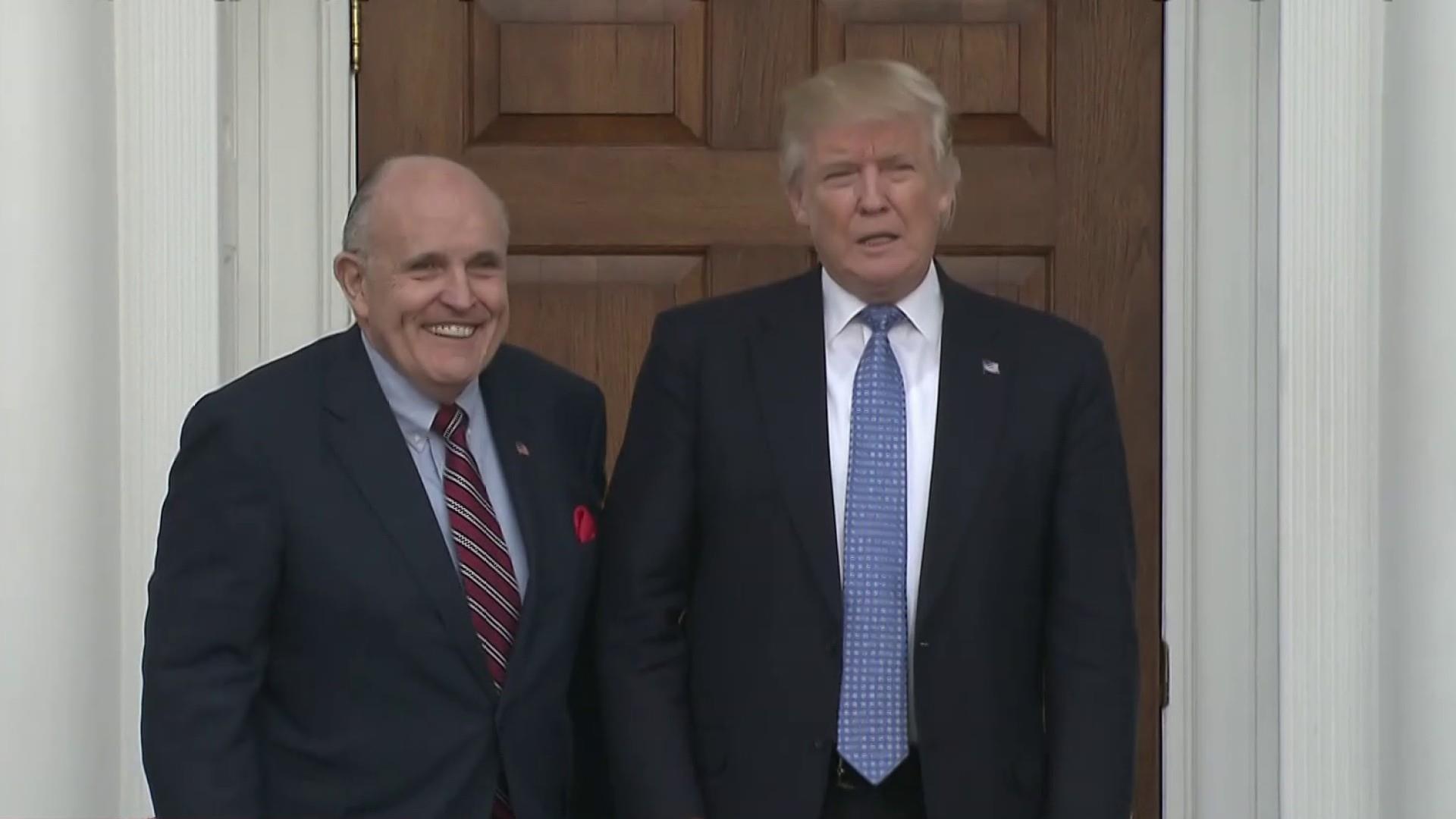 'Off the rails' : Longtime Trump lawyer slams Giuliani on Ukraine and criminal exposure