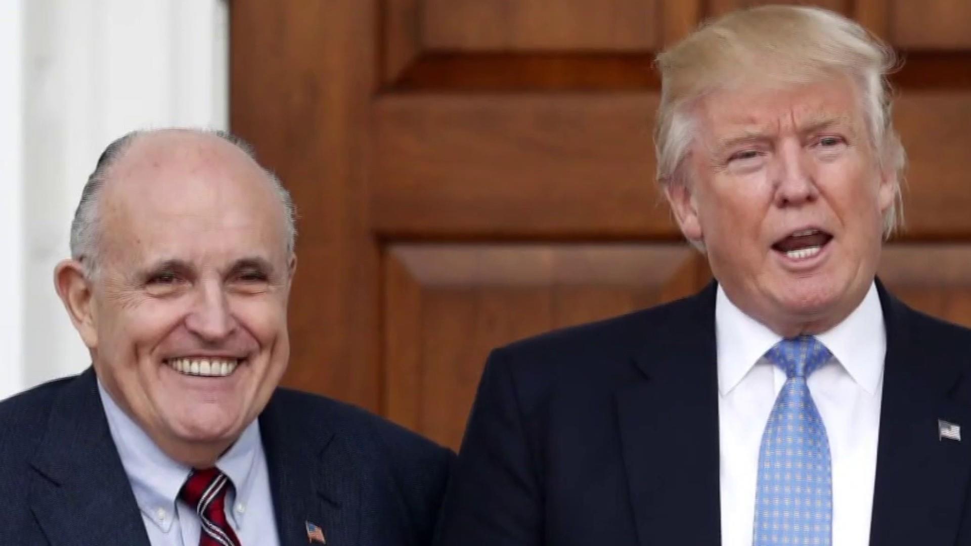 Frank Figliuzzi: Rudy Giuliani just threw Trump under the bus