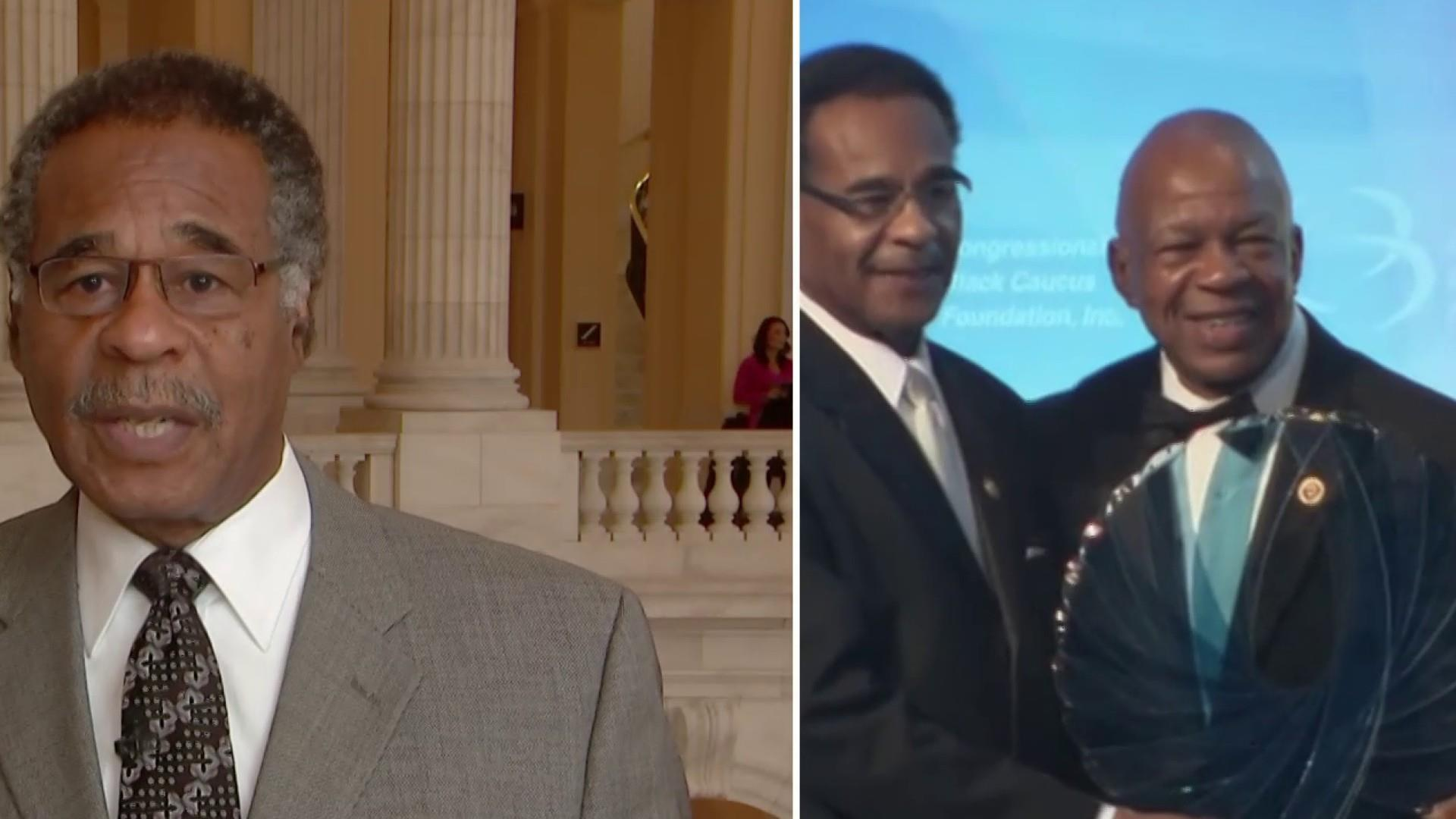 Rep. Cleaver: Cummings' life was 'a lesson for all of America'