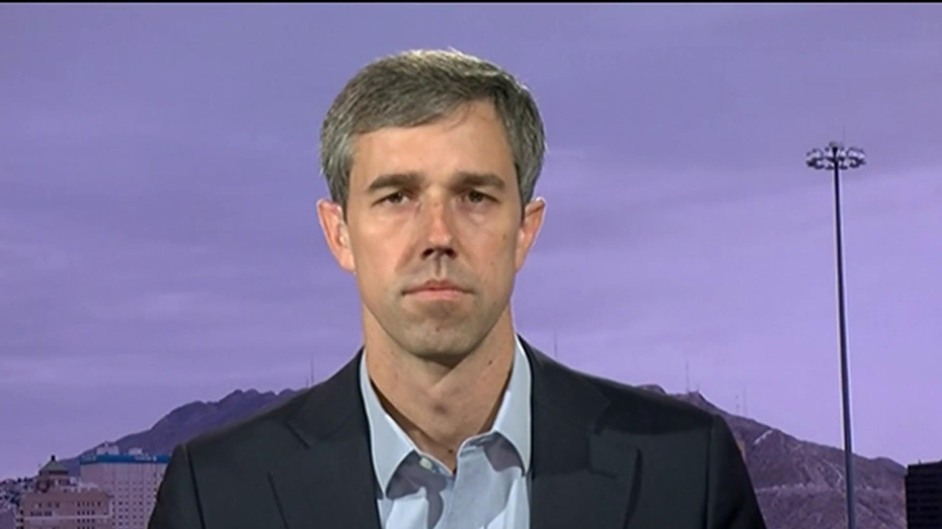 O'Rourke: I won't run for Texas Senate seat