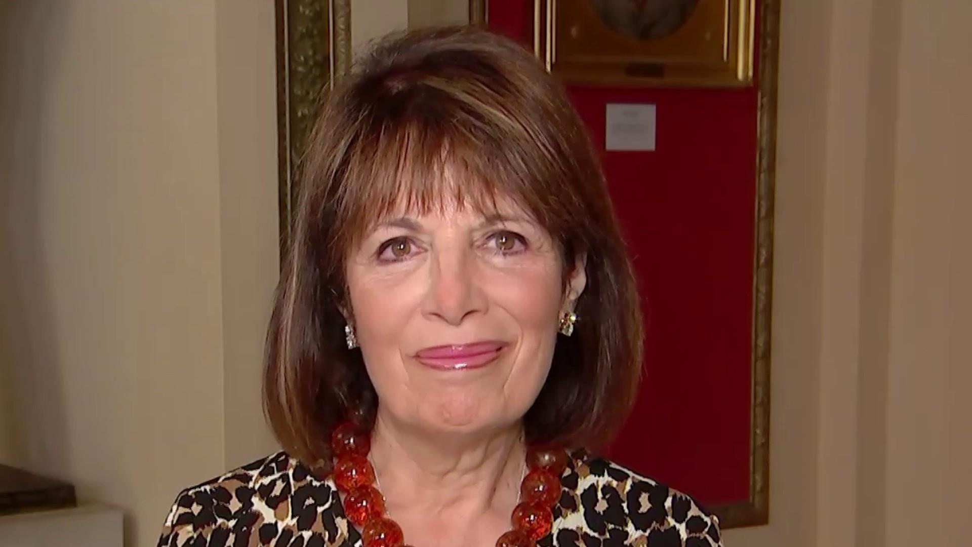 Rep. Speier: White House aides who testify are 'true heroes'