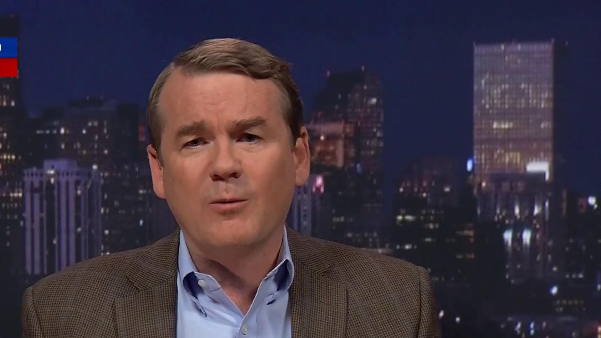 Michael Bennet: Trump has flaunted the rule of law